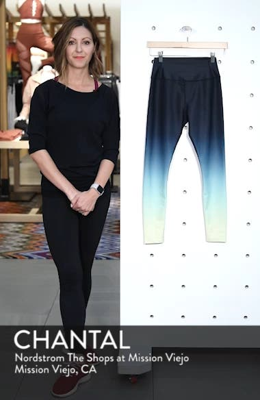 Kinney High Waist Ankle Leggings, sales video thumbnail