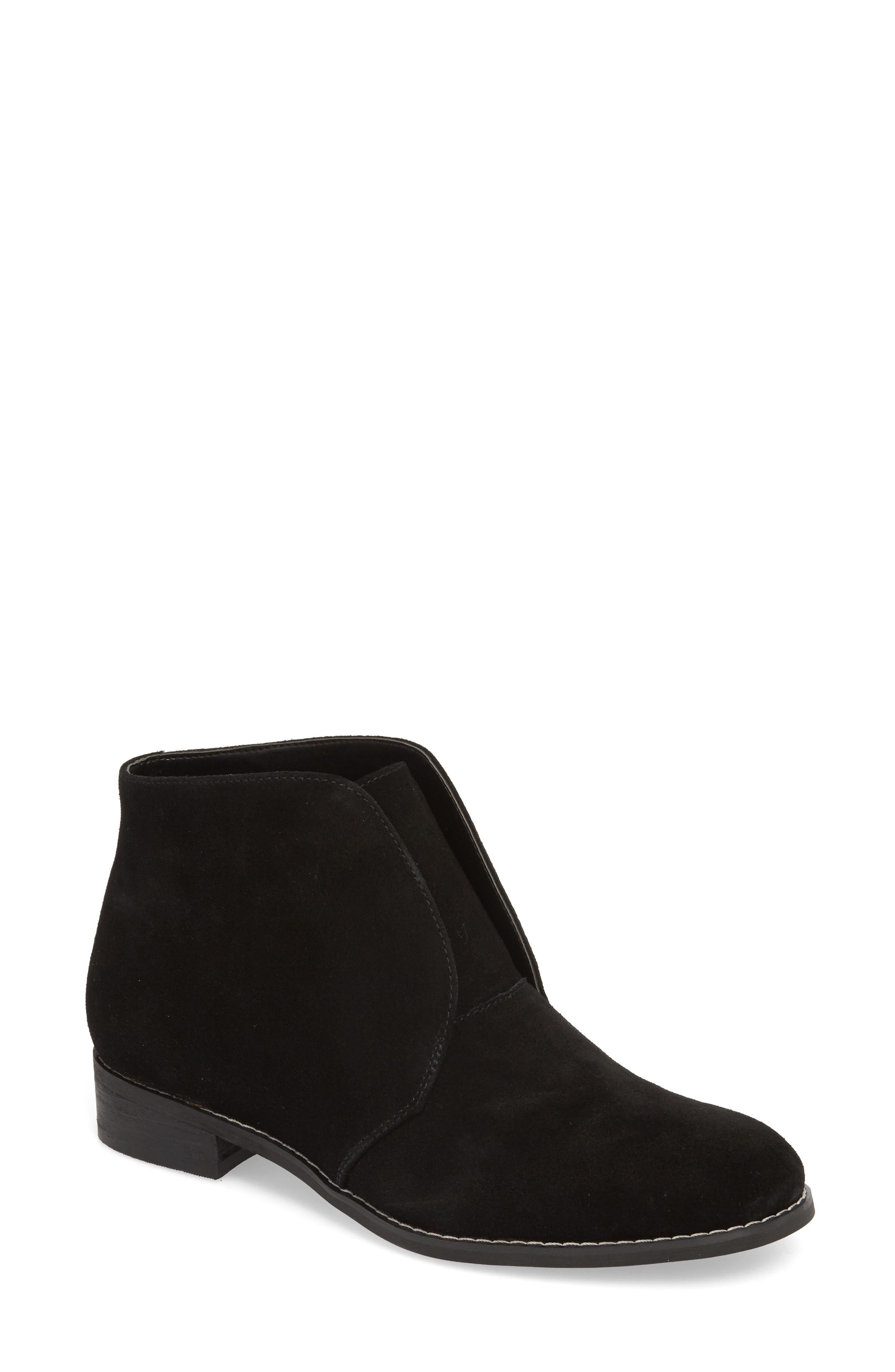 Verona Waterproof Bootie,                         Main,                         color, 006