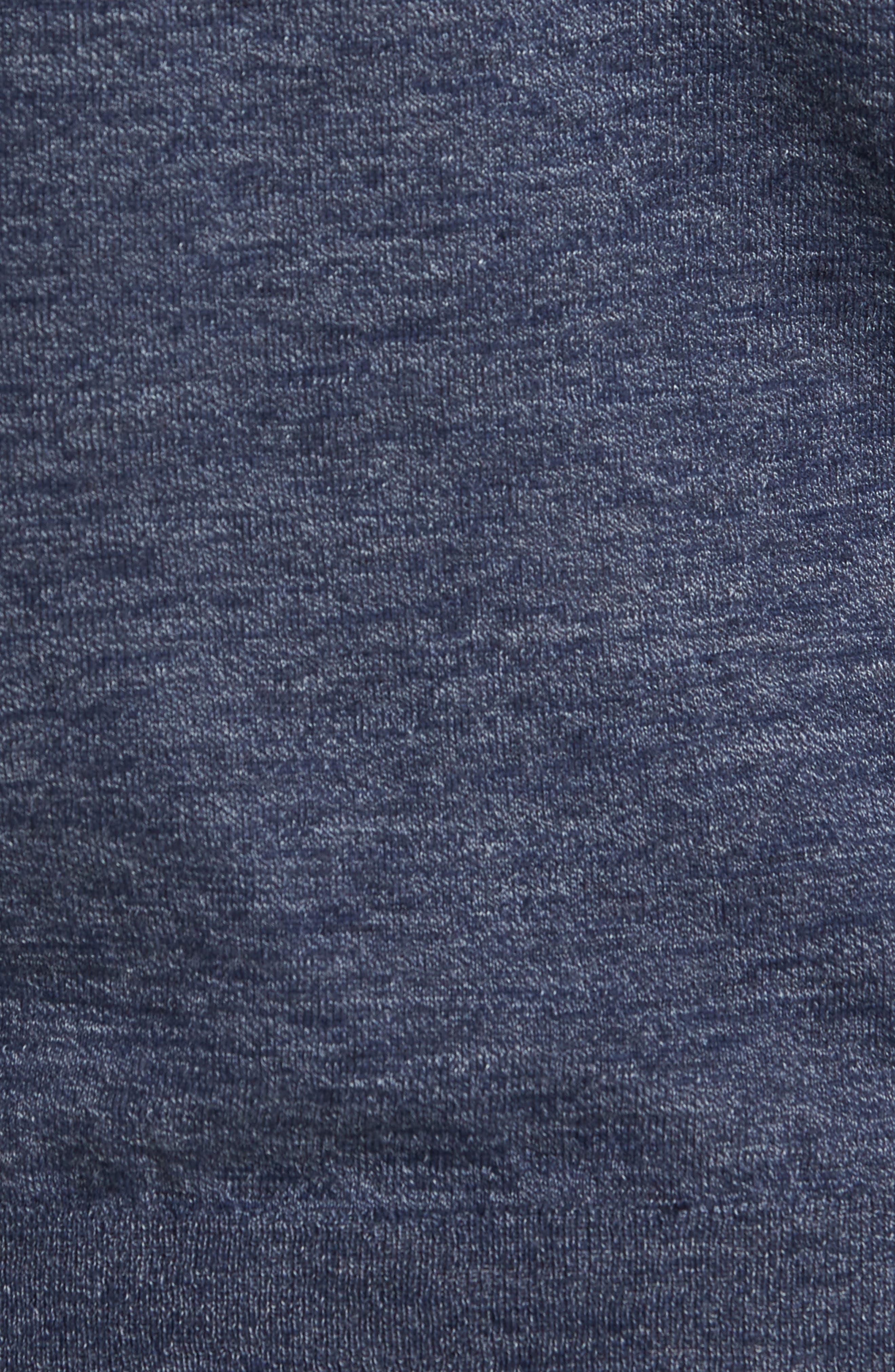 Cotton Blend Crewneck Sweater,                             Alternate thumbnail 19, color,