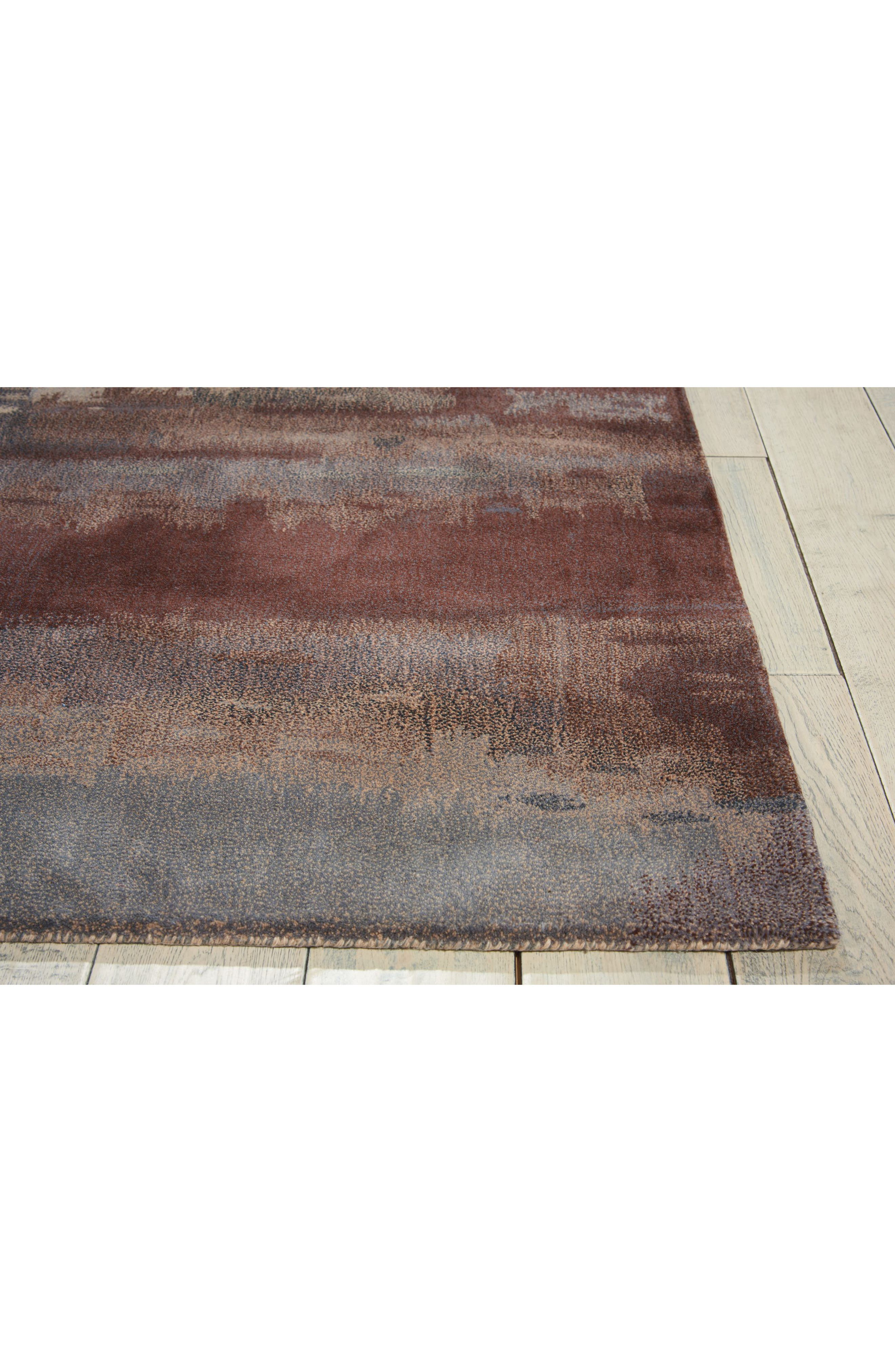 Luster Wash Wool Area Rug,                             Alternate thumbnail 14, color,