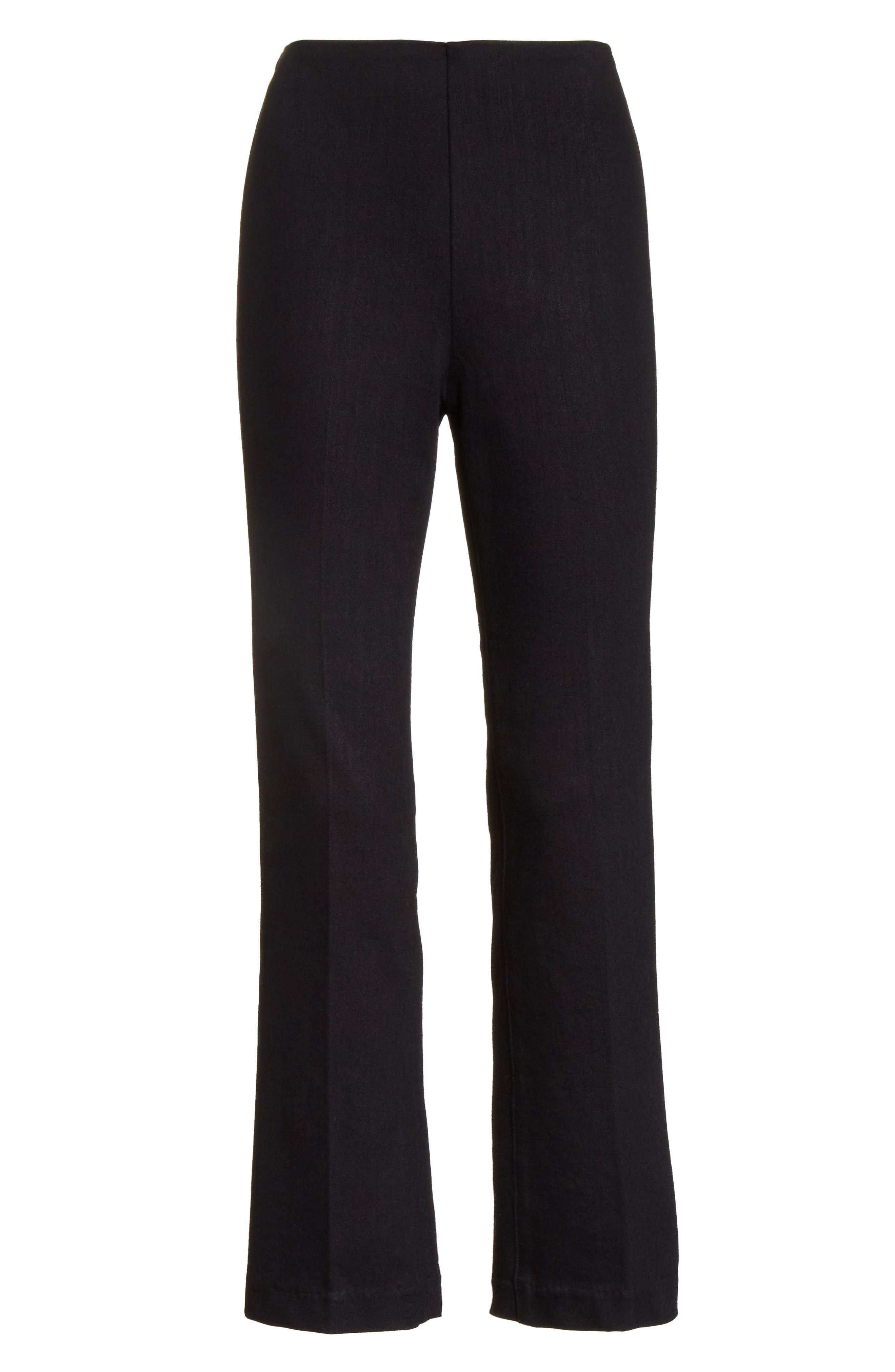 Hina High Rise Crop Pants,                             Alternate thumbnail 6, color,