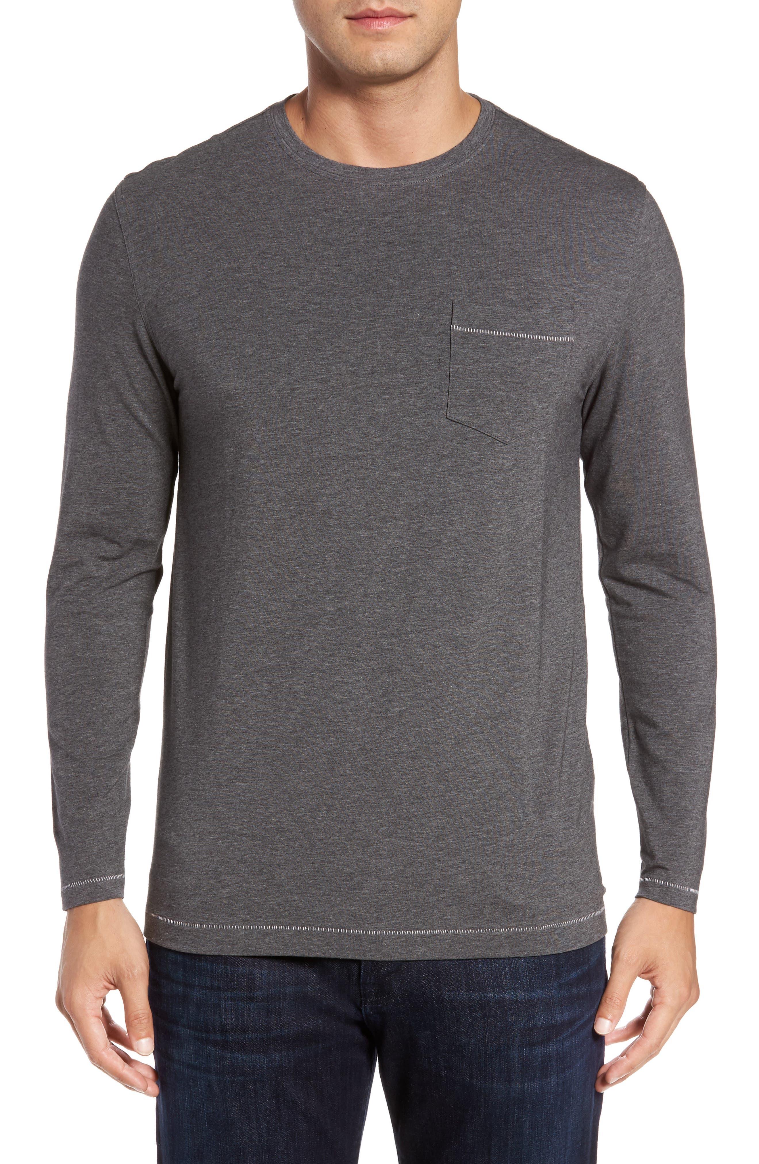 Rule 18 Essential Crewneck T-Shirt,                         Main,                         color, 020