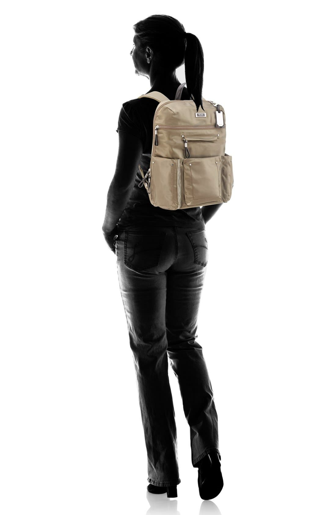 Calais Nylon 15-Inch Computer Commuter Backpack,                             Alternate thumbnail 32, color,