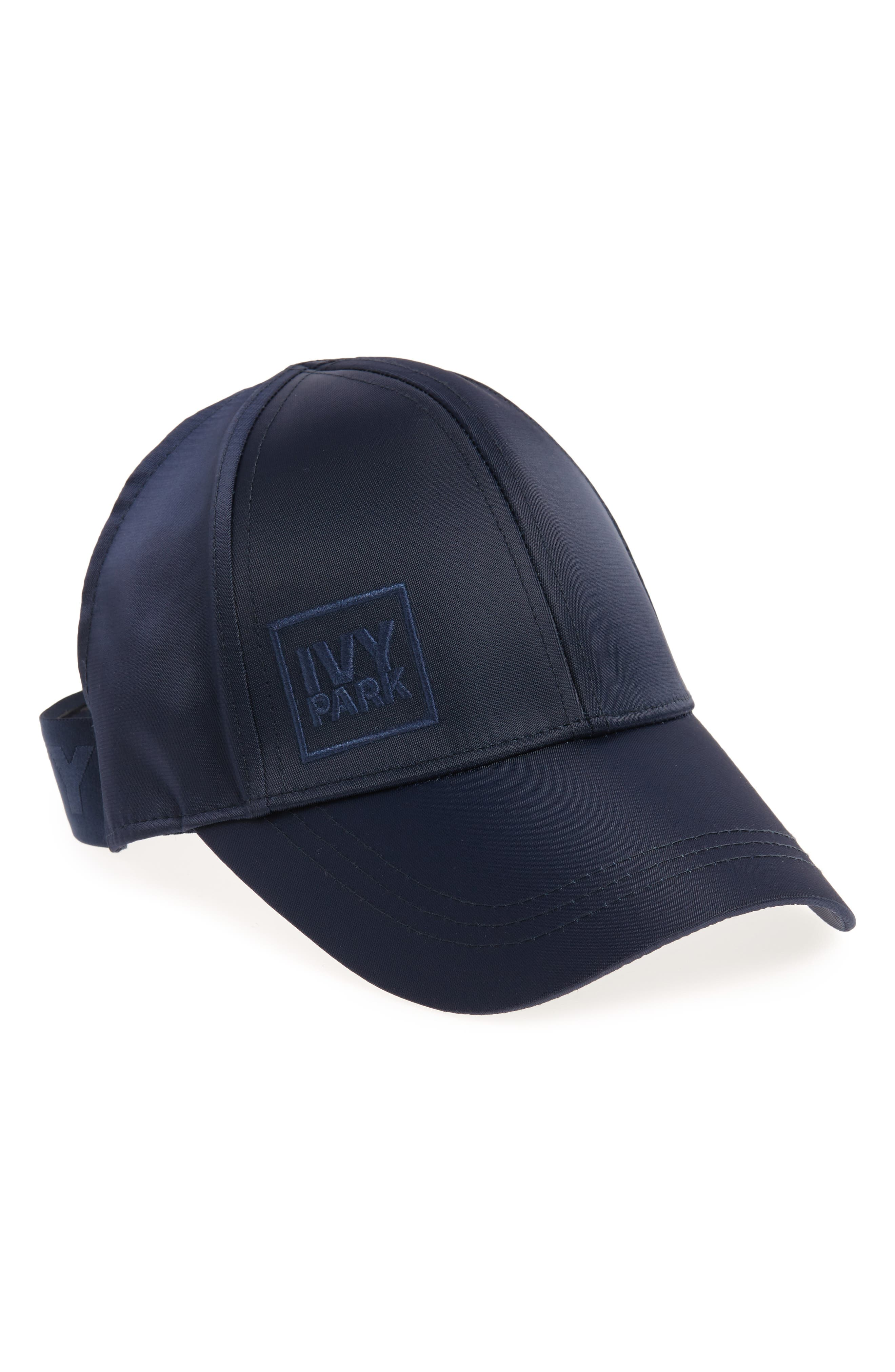 IVY PARK<SUP>®</SUP> High Shine Backless Cap, Main, color, 400
