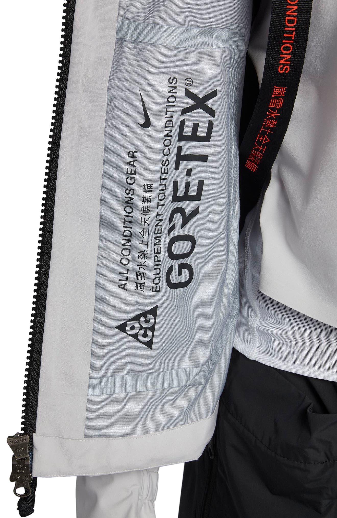 NikeLab ACG Gore-Tex<sup>®</sup> Women's Jacket,                             Alternate thumbnail 14, color,