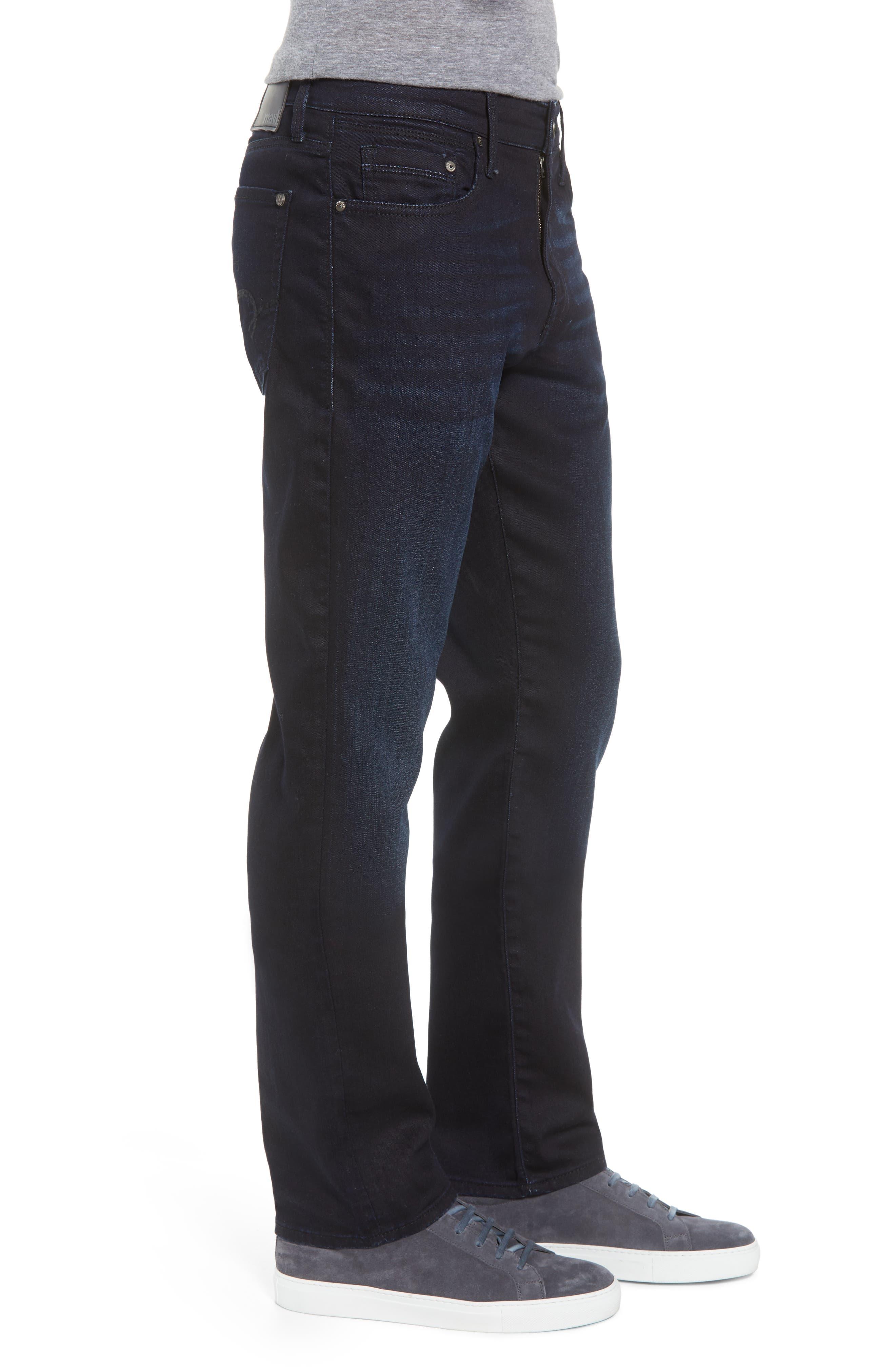 Matt Relaxed Fit Jeans,                             Alternate thumbnail 3, color,                             DEEP CAPITOL HILL