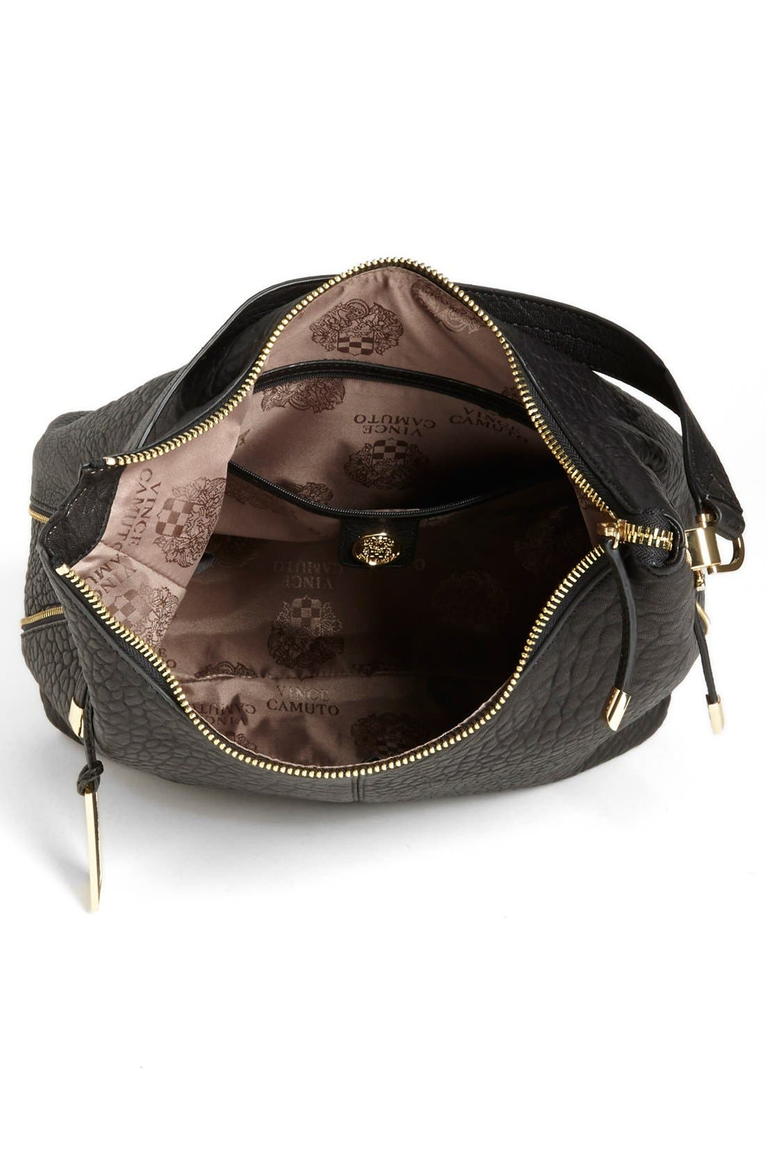 VINCE CAMUTO,                             'Riley' Hobo,                             Alternate thumbnail 2, color,                             001