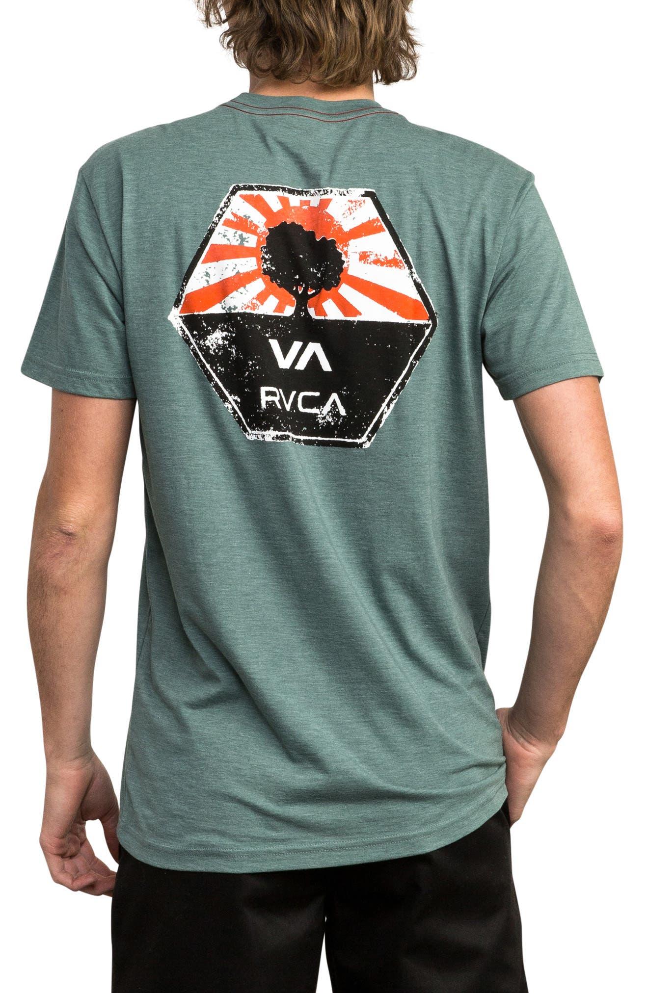 Bruce Irons Graphic T-Shirt,                             Alternate thumbnail 2, color,                             PINE TREE