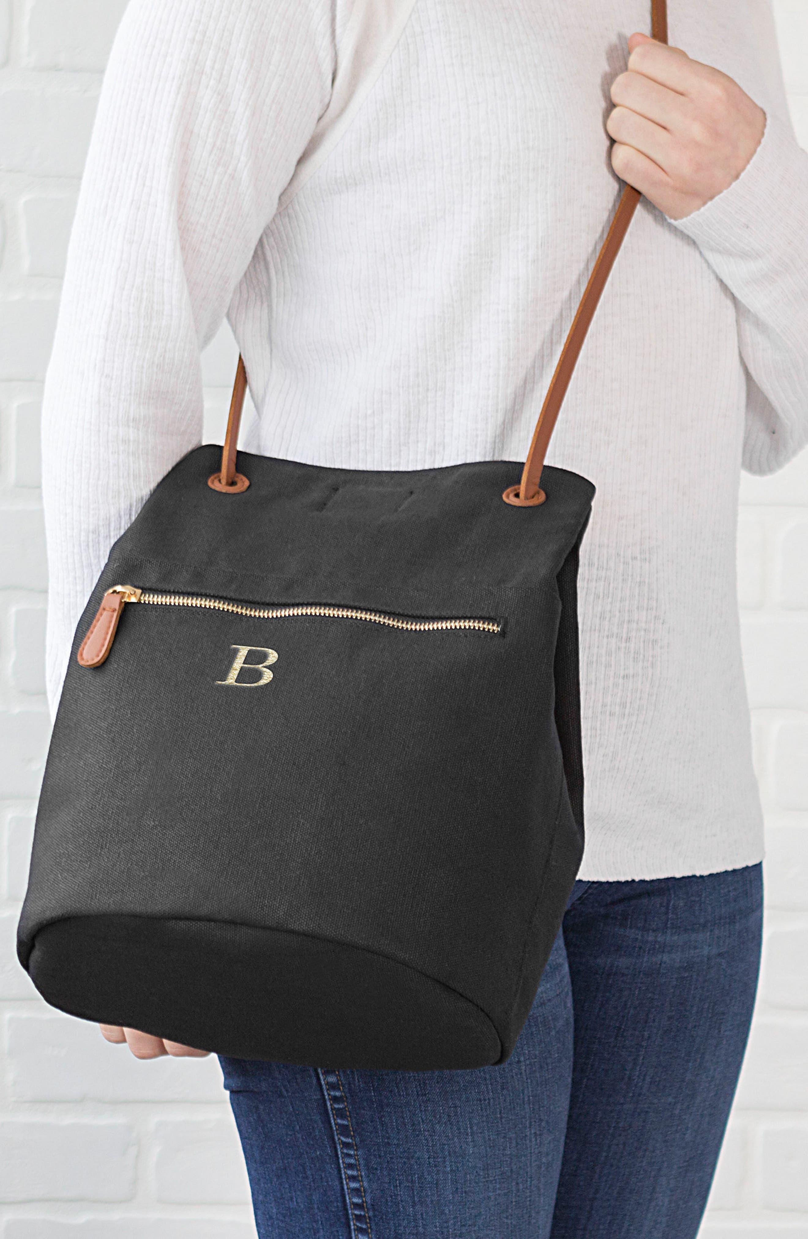 Monogram Convertible Backpack,                             Alternate thumbnail 2, color,                             001