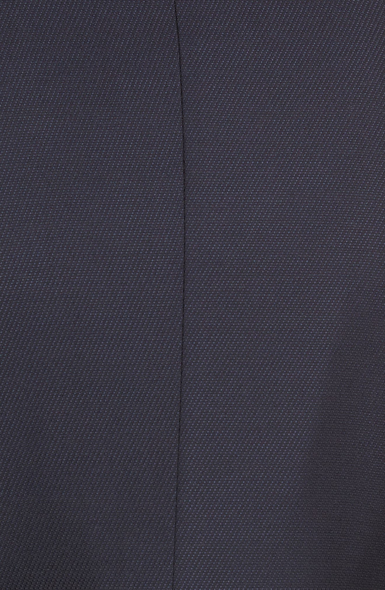 Slim Fit Suit Trousers,                             Alternate thumbnail 2, color,                             NAVY