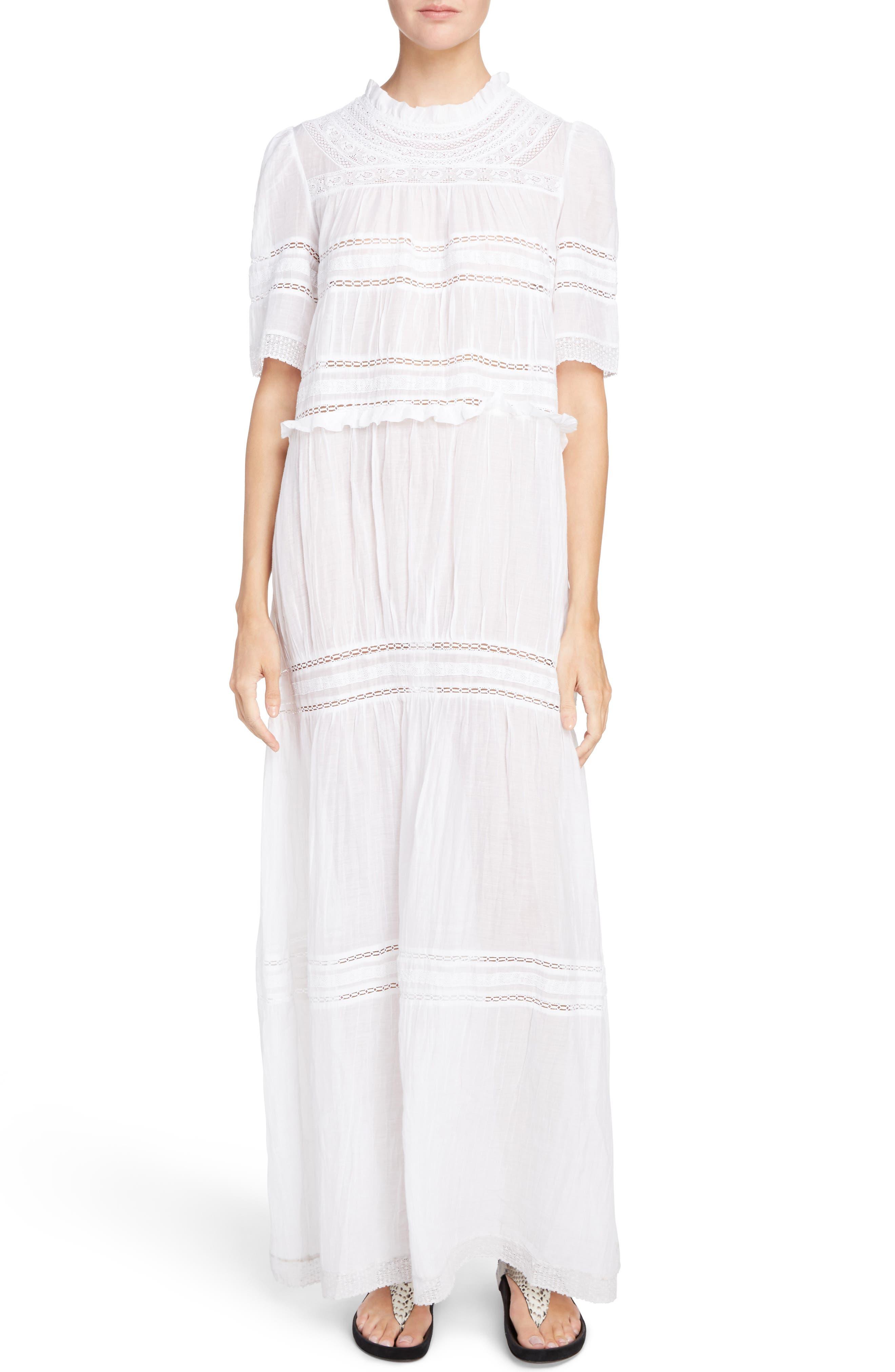 Vealy Maxi Dress,                             Main thumbnail 1, color,                             100