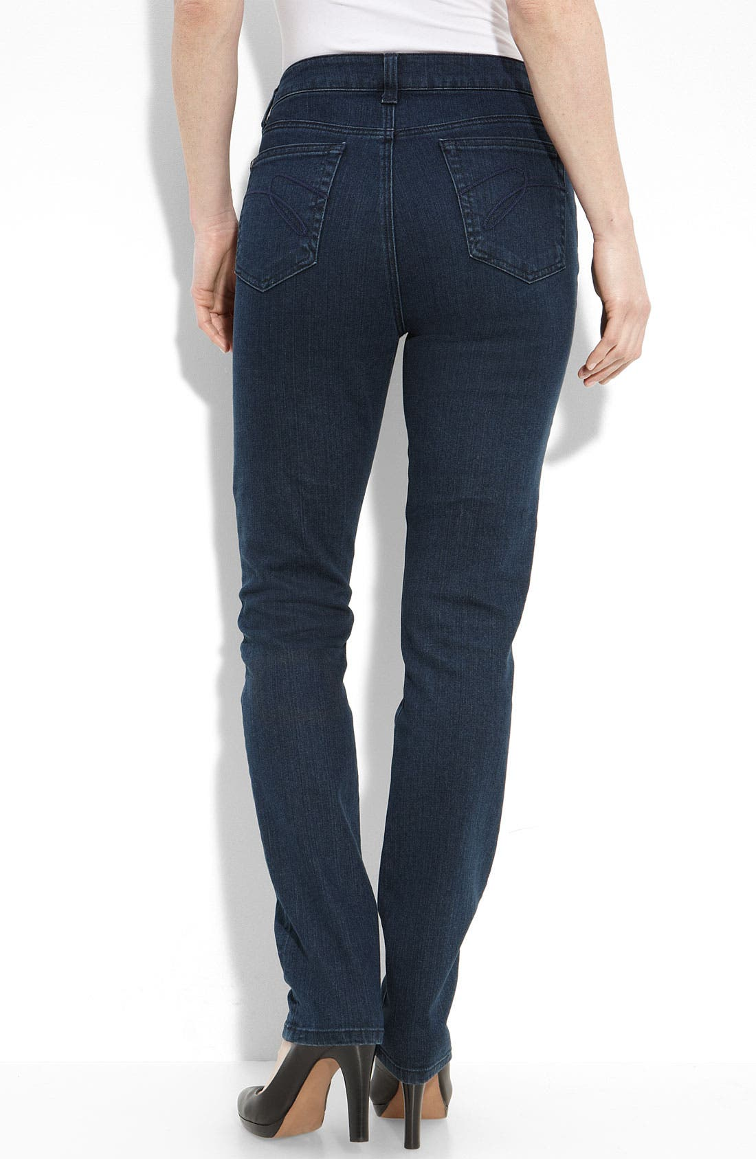 Miraclebody by Miraclesuit<sup>®</sup> 'Skinny Minnie' Jeans,                             Main thumbnail 1, color,                             423