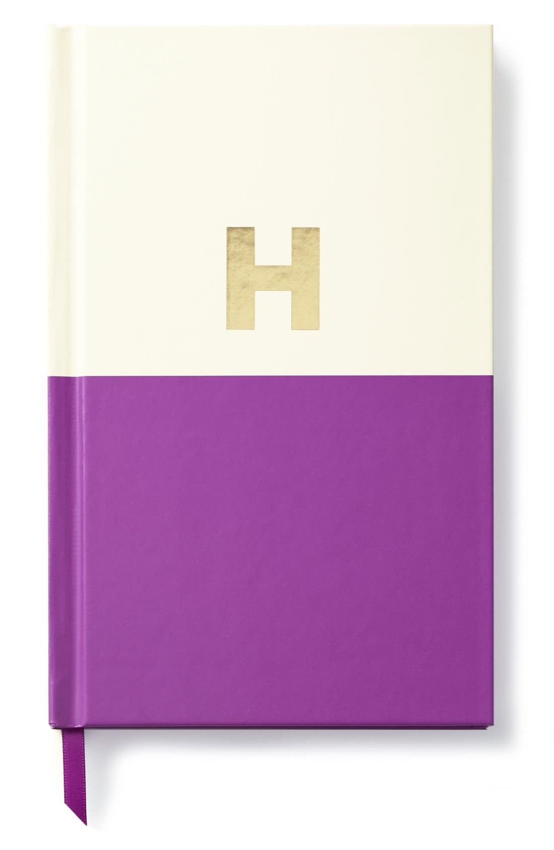 'dipped' personalized journal,                             Main thumbnail 8, color,