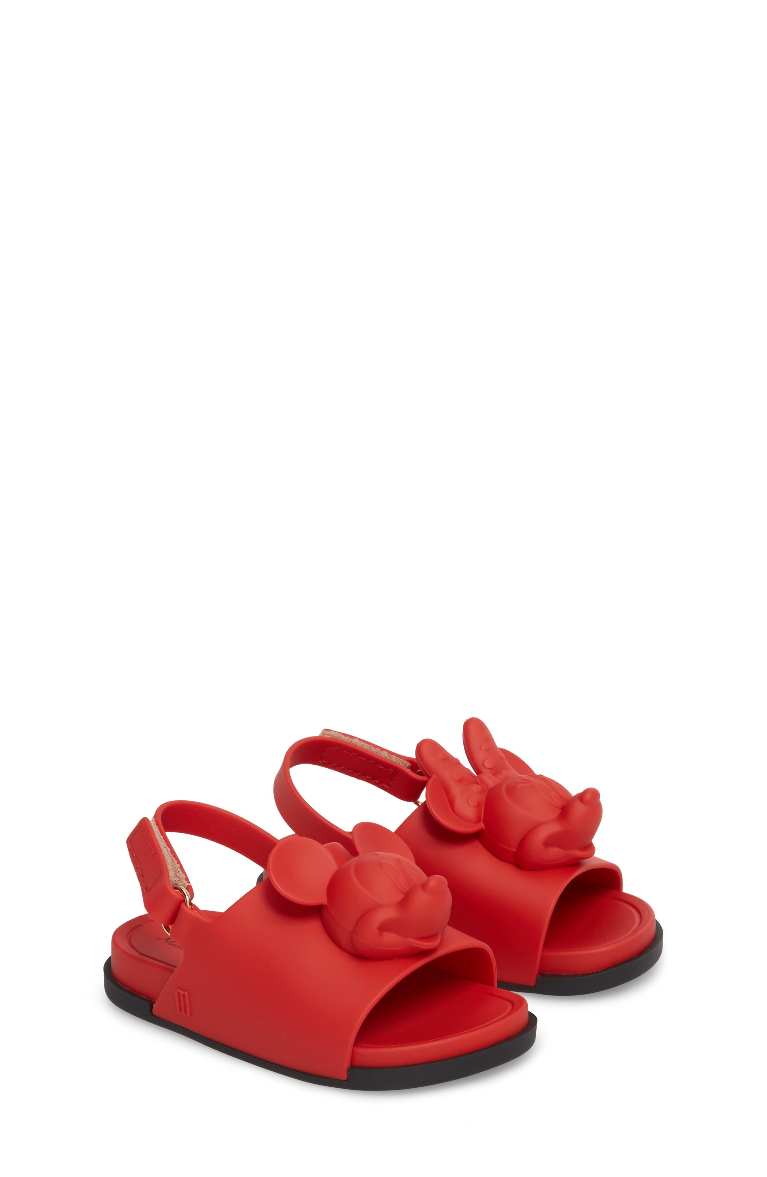 Disney<sup>®</sup> Mini Beach Sandal,                             Alternate thumbnail 7, color,