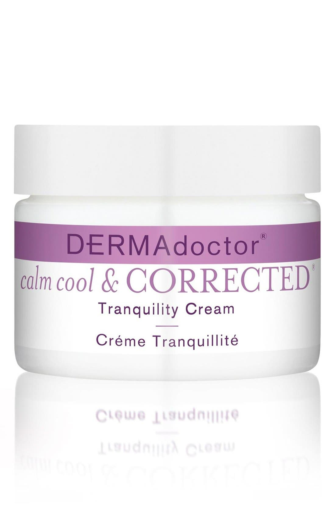 'calm cool & CORRECTED<sup>®</sup>' Anti-Redness Tranquility Cream,                             Main thumbnail 1, color,                             NO COLOR