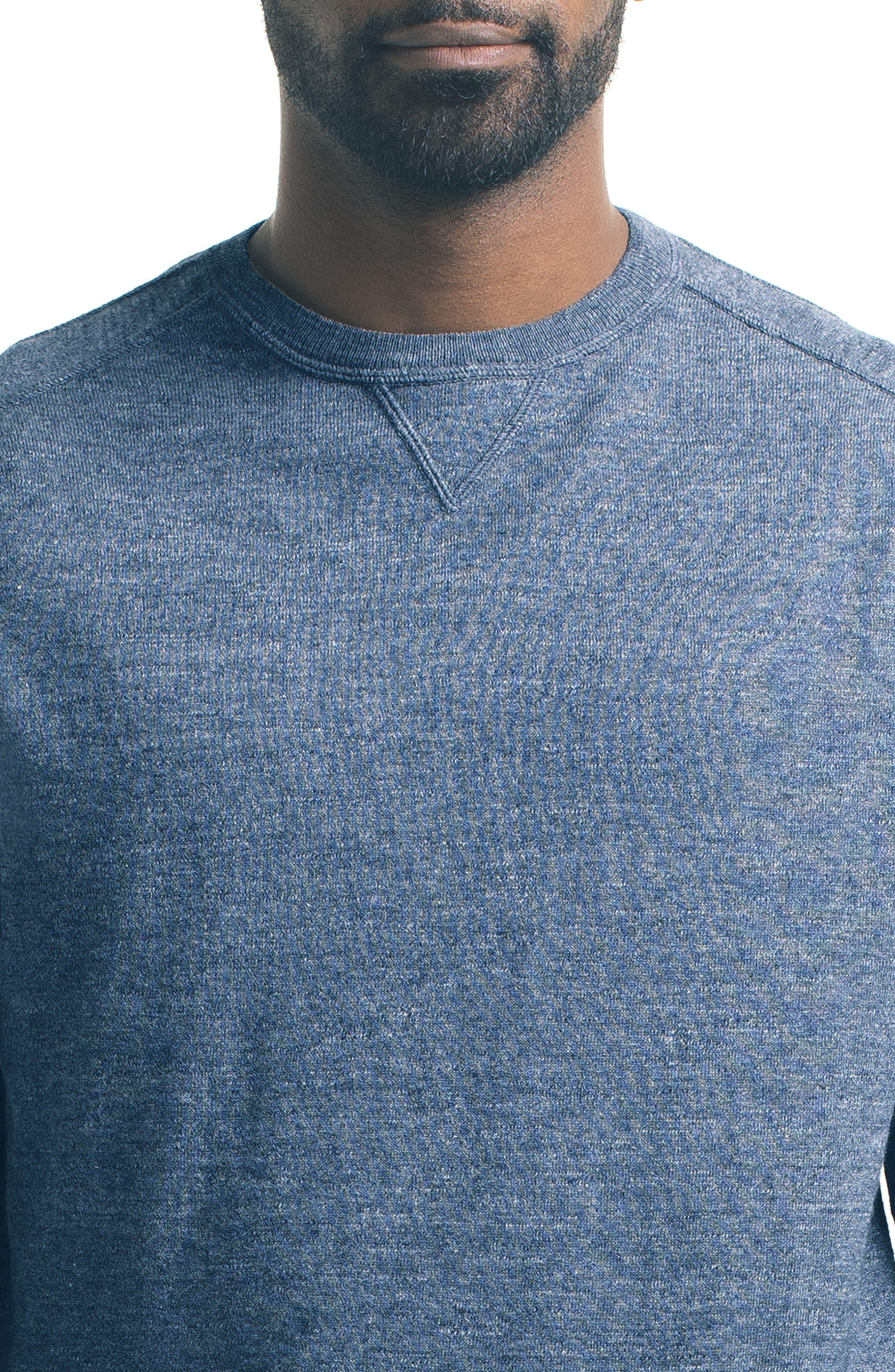 Slub Pullover Sweater,                             Alternate thumbnail 12, color,