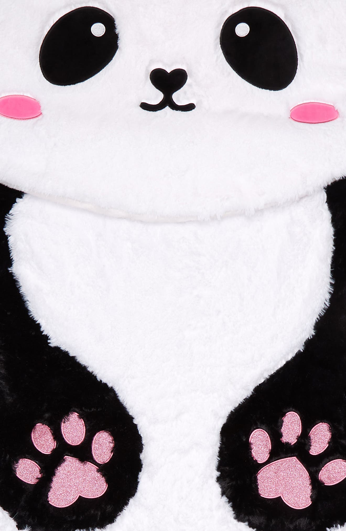 Panda Sleeping Bag,                             Alternate thumbnail 2, color,                             100