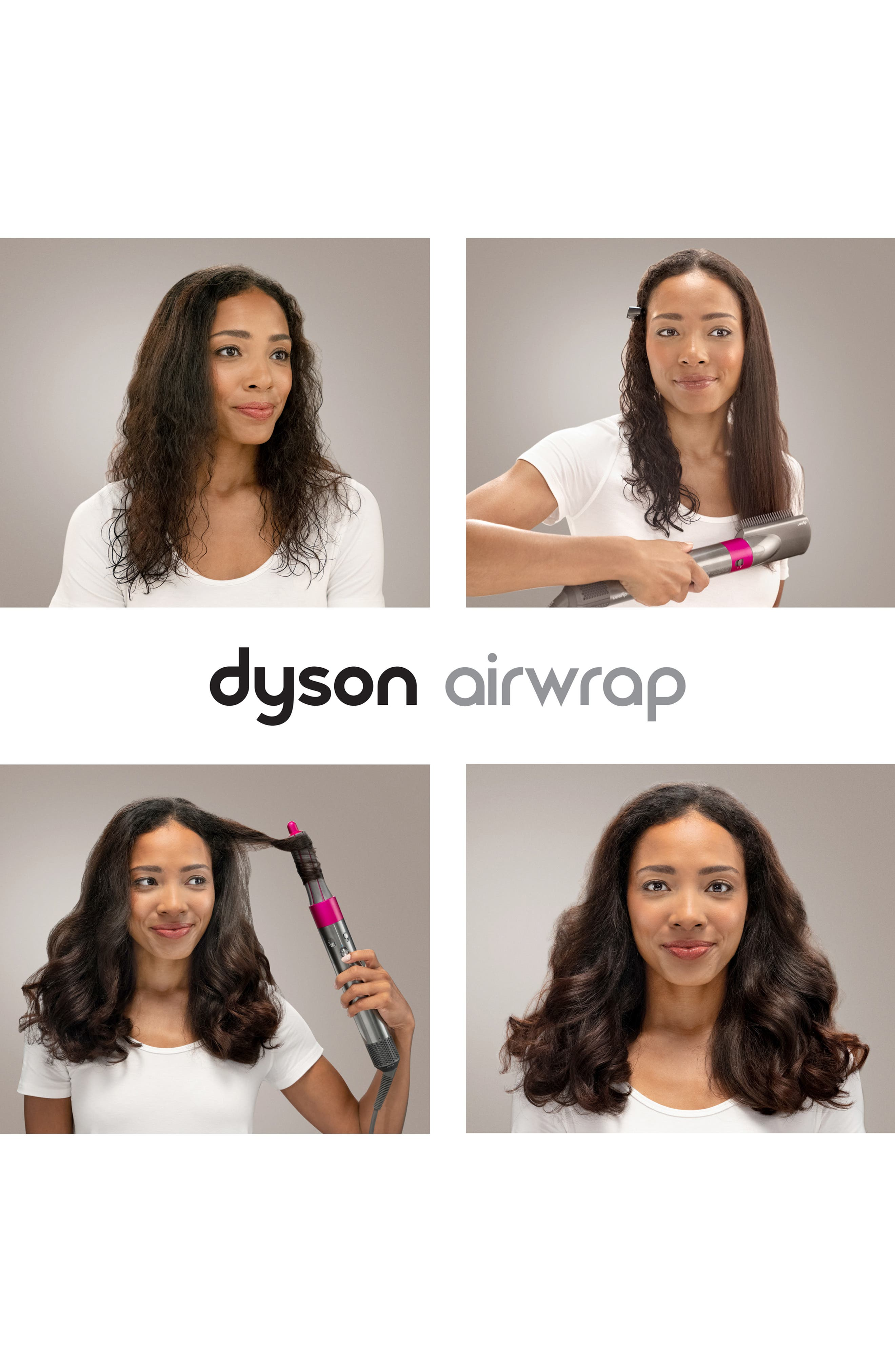 DYSON,                             Airwrap<sup>™</sup> Complete Styler – for Multiple Hair Types and Styles,                             Alternate thumbnail 2, color,                             000