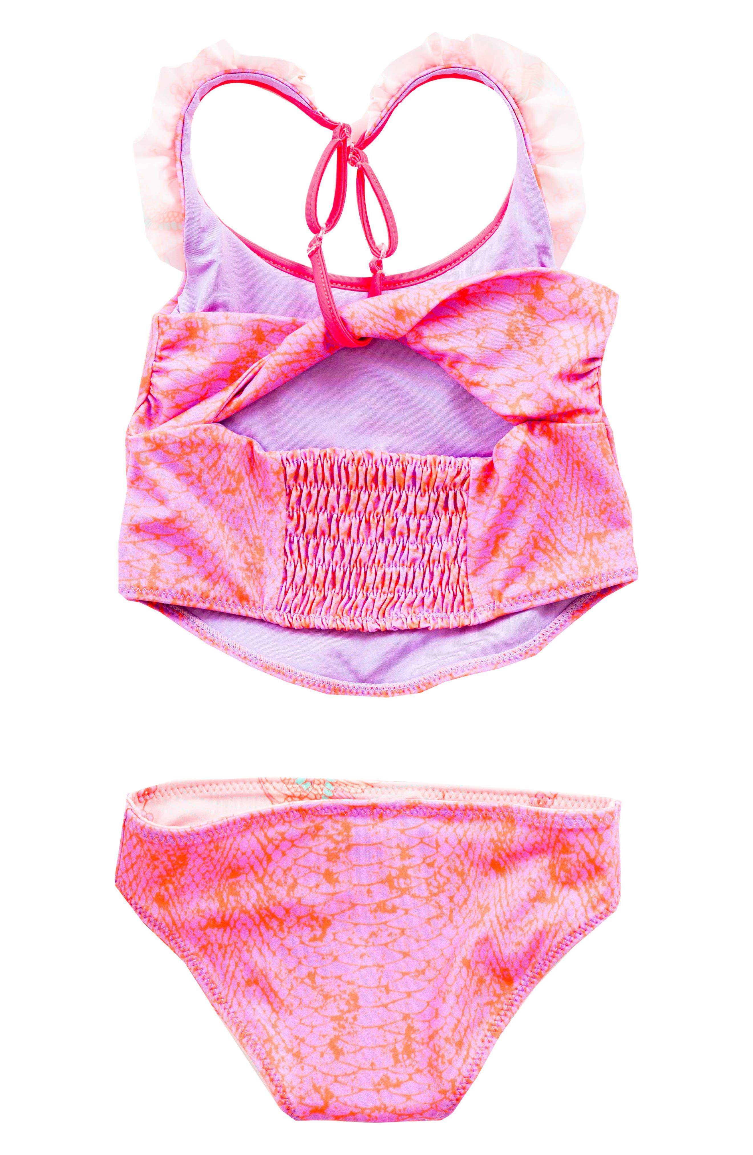 Dream Catcher Two-Piece Swimsuit,                             Alternate thumbnail 2, color,                             650