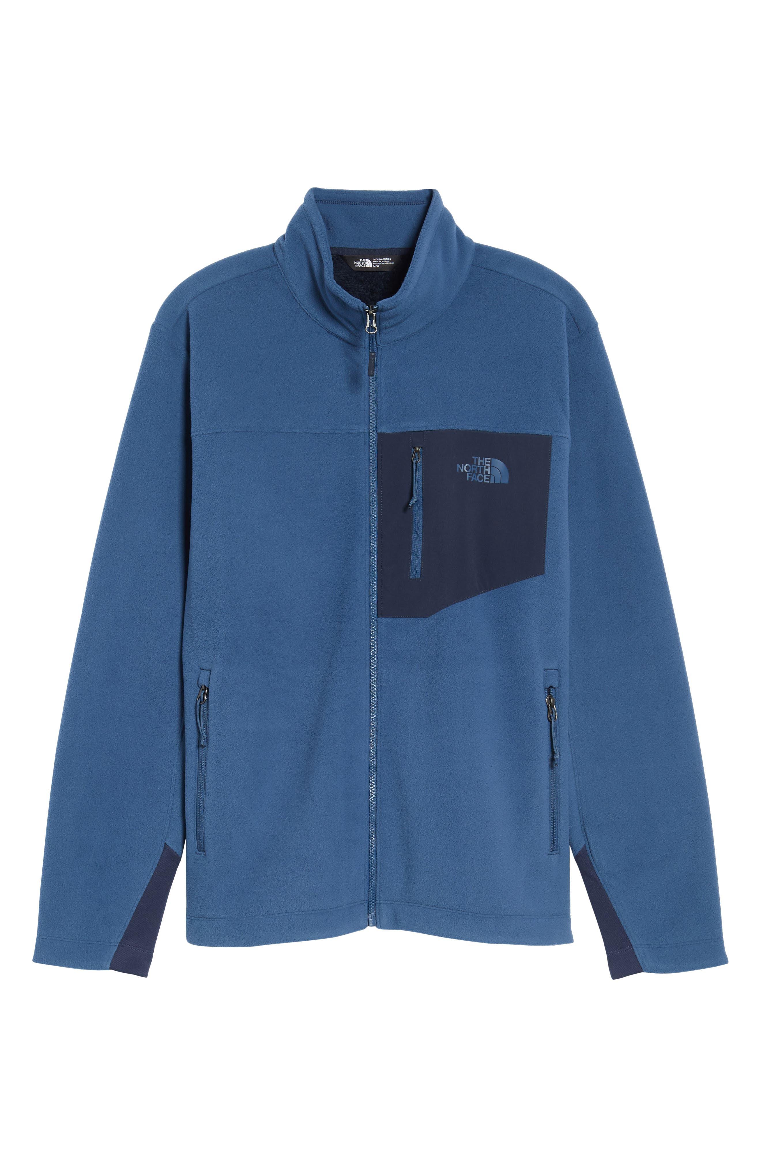 'Chimborazo' Zip Front Fleece Jacket,                             Alternate thumbnail 42, color,