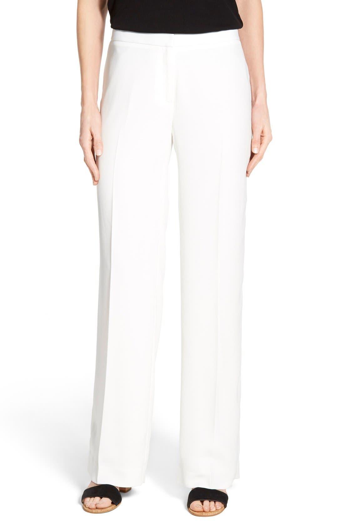 VINCE CAMUTO Wide Leg Pants, Main, color, 103
