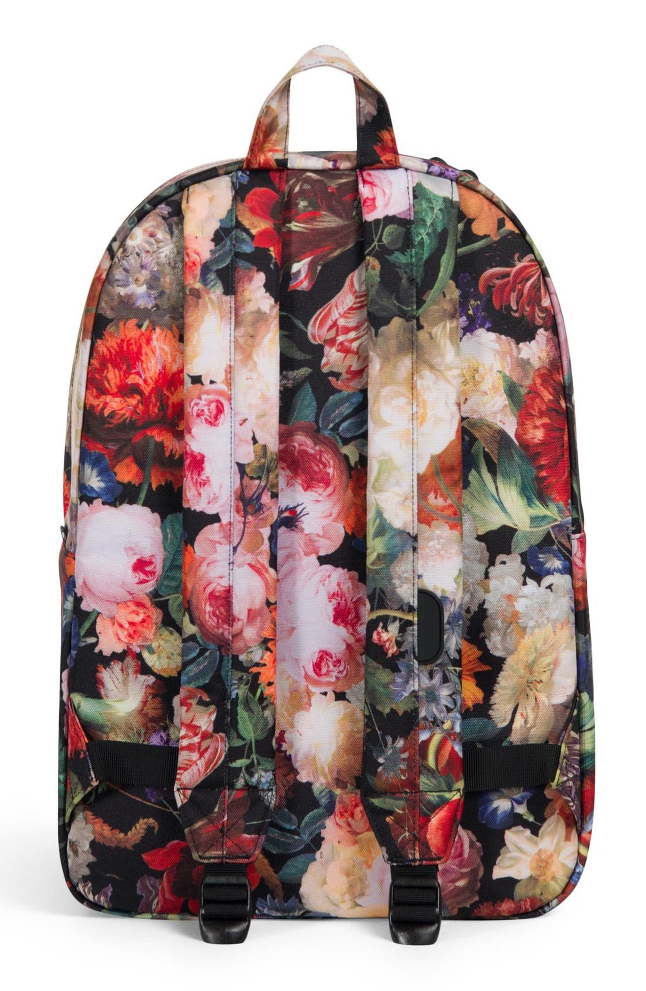 Heritage Hoffman Backpack,                             Alternate thumbnail 2, color,                             FALL FLORAL