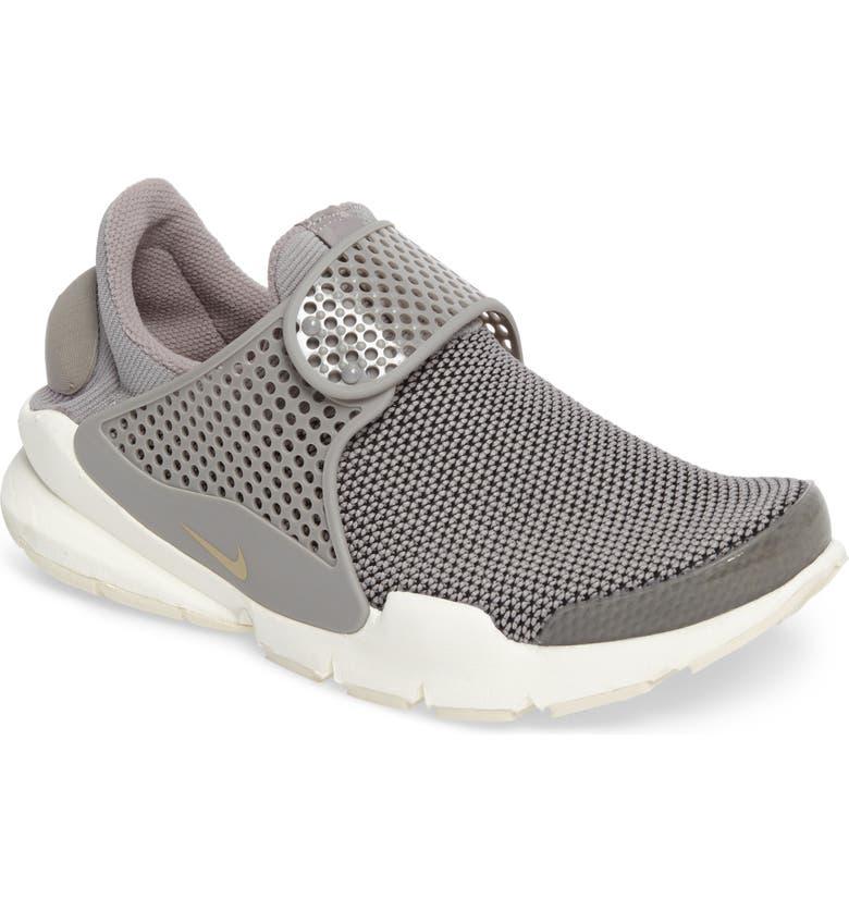 size 40 2a622 cf284 Women s Nike Sock Dart Grey Low Running Sneakers. NIKE Sock Dart Sneaker,  Main, color, 250 .