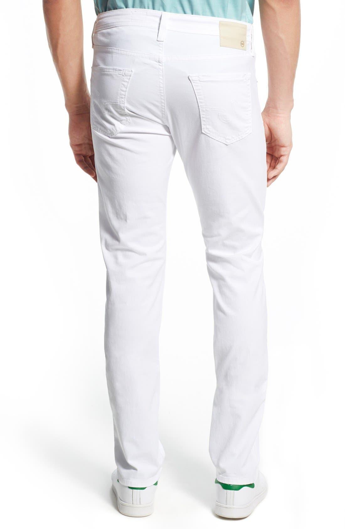 'Matchbox BES' Slim Fit Pants,                             Alternate thumbnail 105, color,