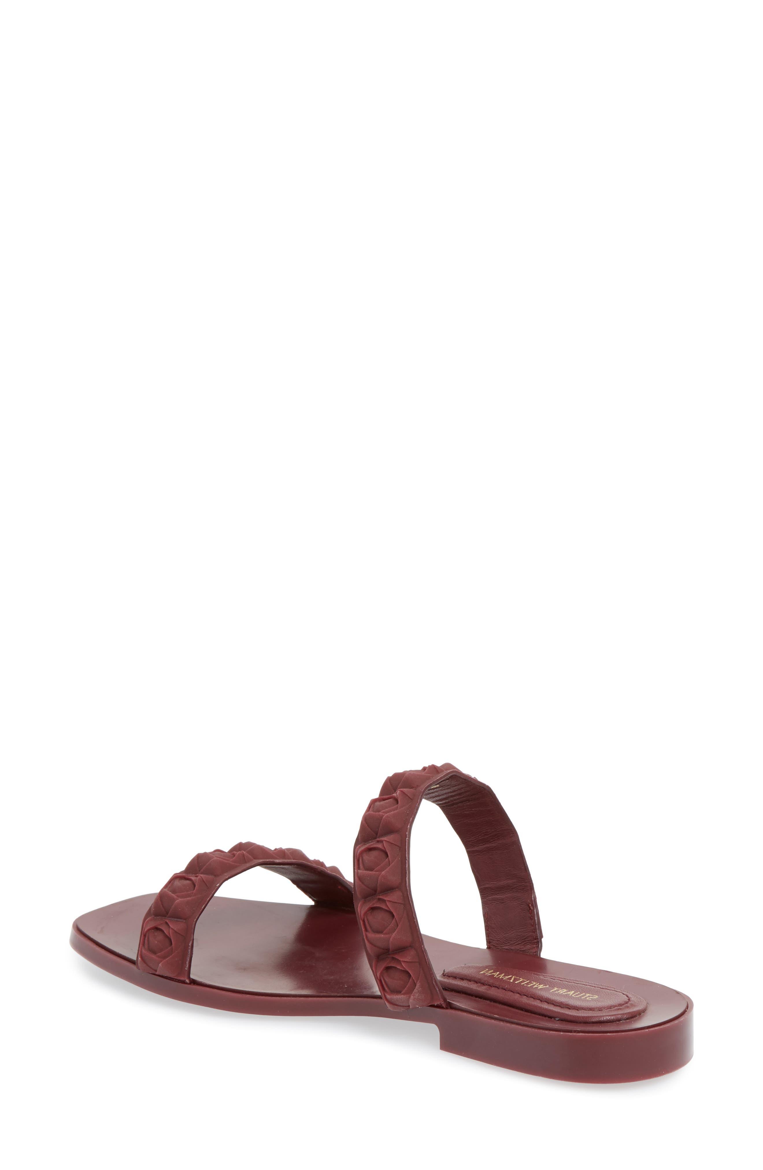 Rosita Dual Strap Slide Sandal,                             Alternate thumbnail 12, color,
