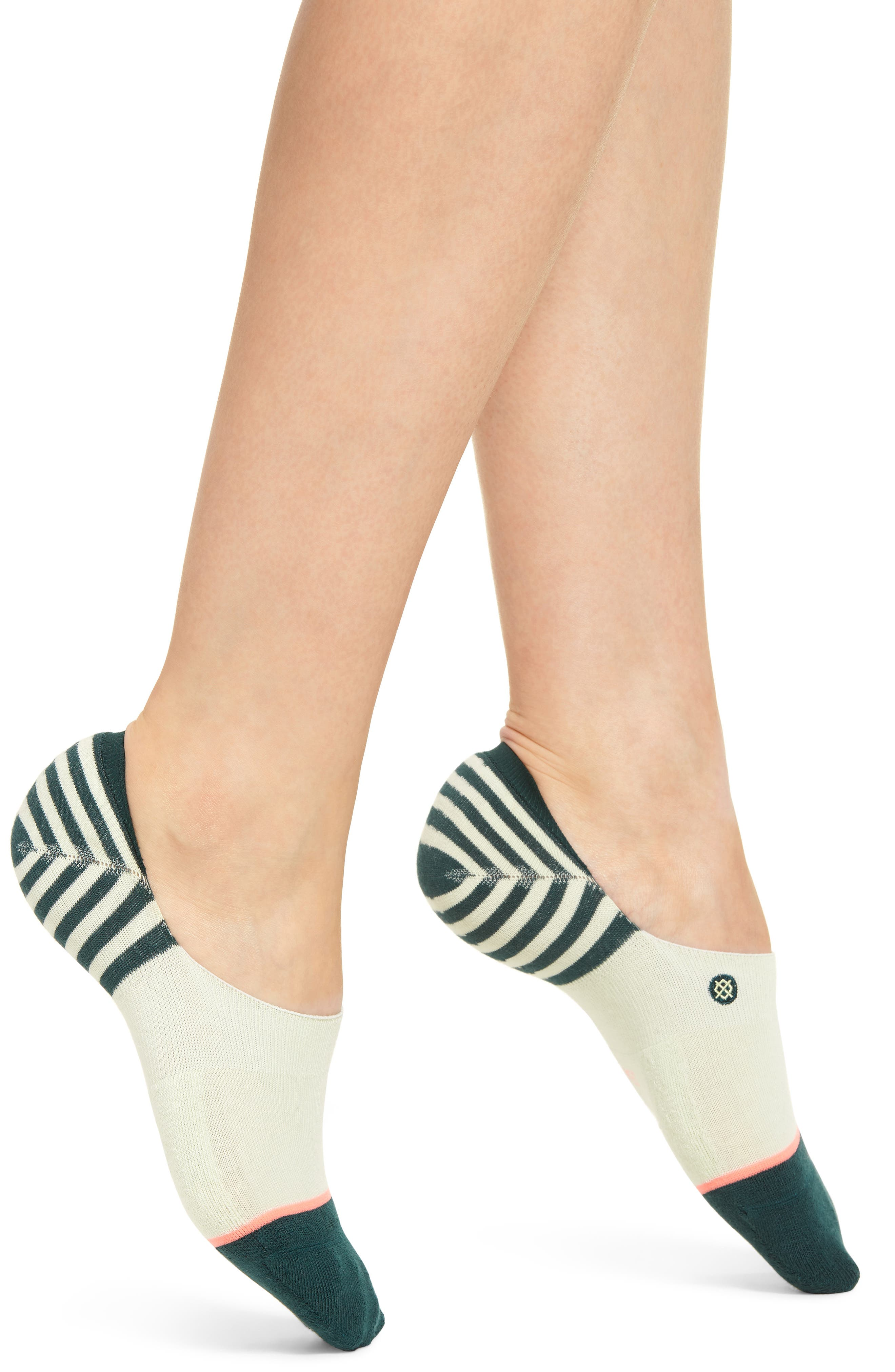 Uncommon Super Invisible No-Show Socks,                         Main,                         color, 300