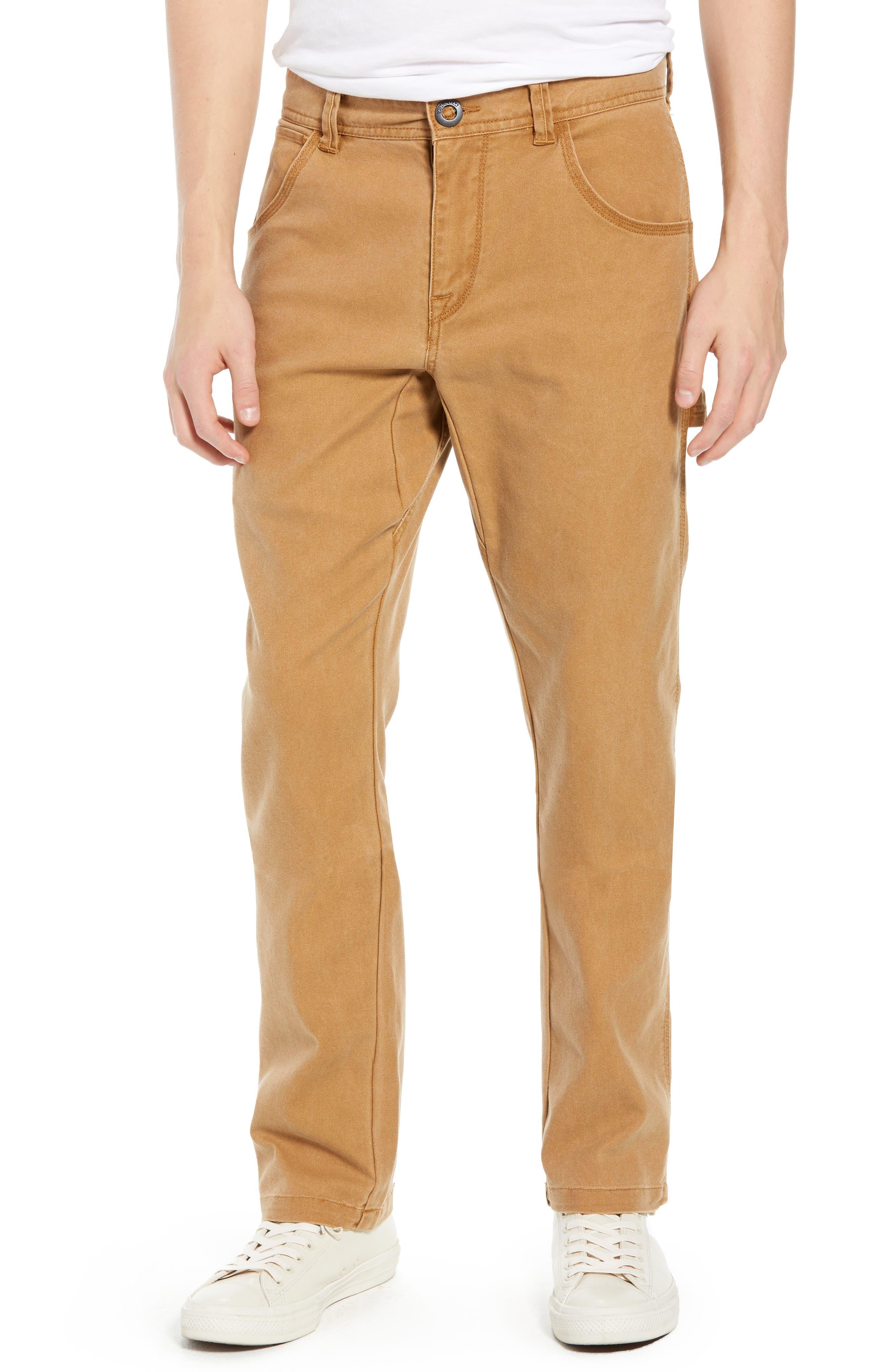 VSM Whaler Pants,                         Main,                         color, CAMEL