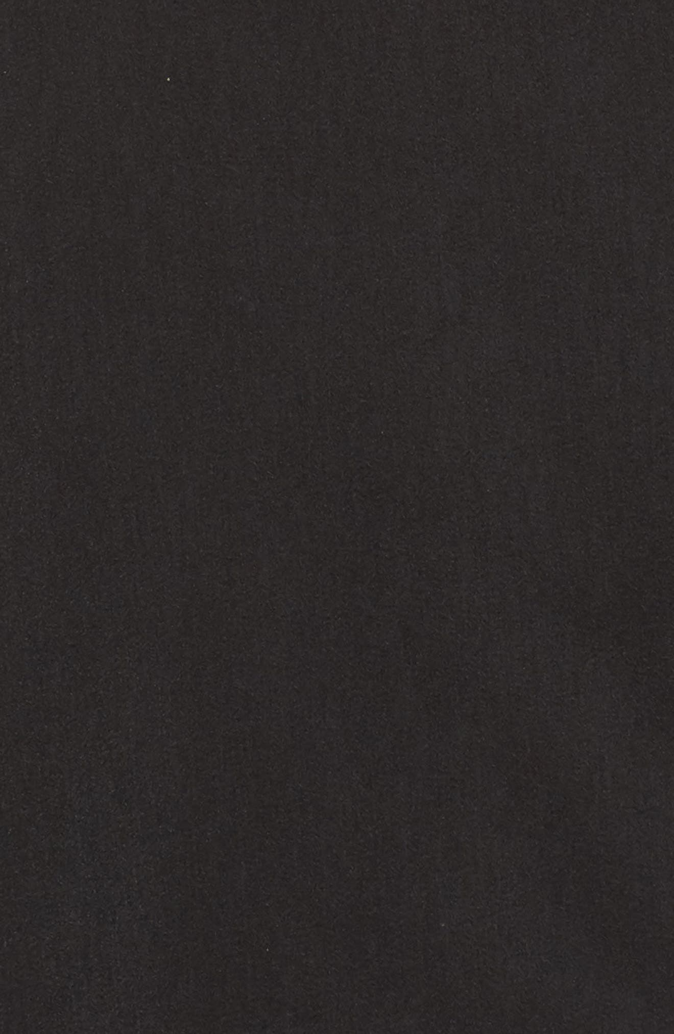 Kara Wrap Top & Shorts Set,                             Alternate thumbnail 5, color,                             001