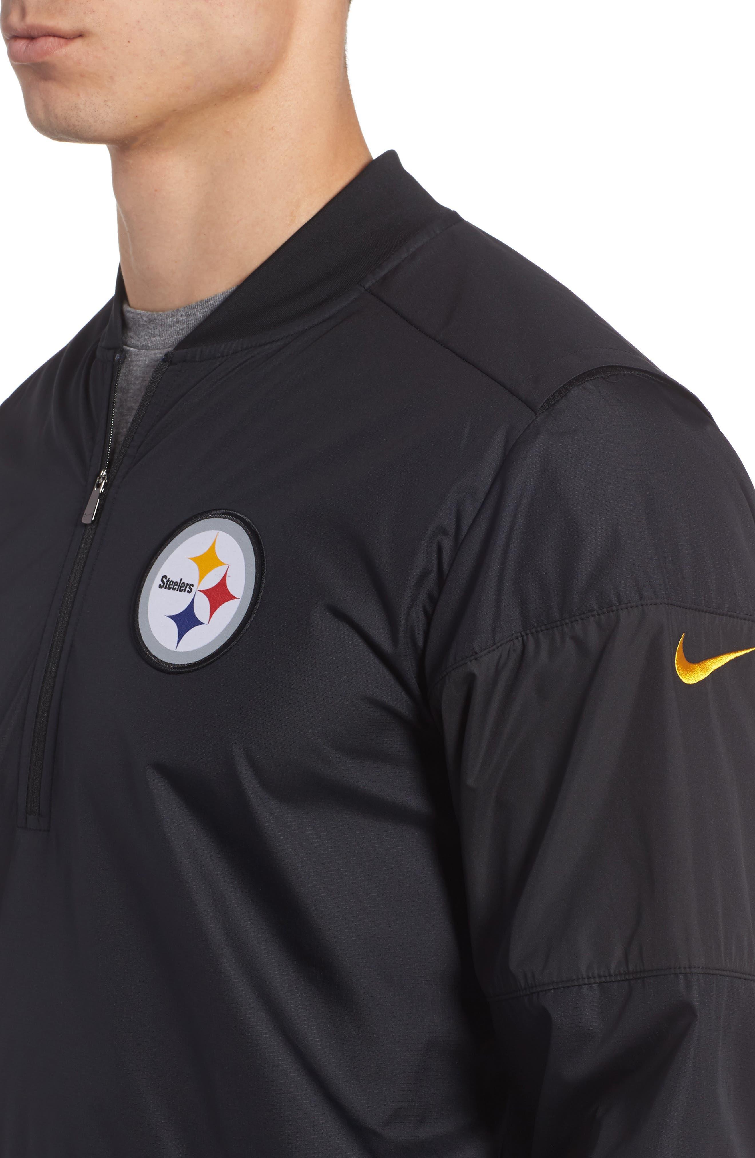 Lockdown NFL Pullover Jacket,                             Alternate thumbnail 17, color,