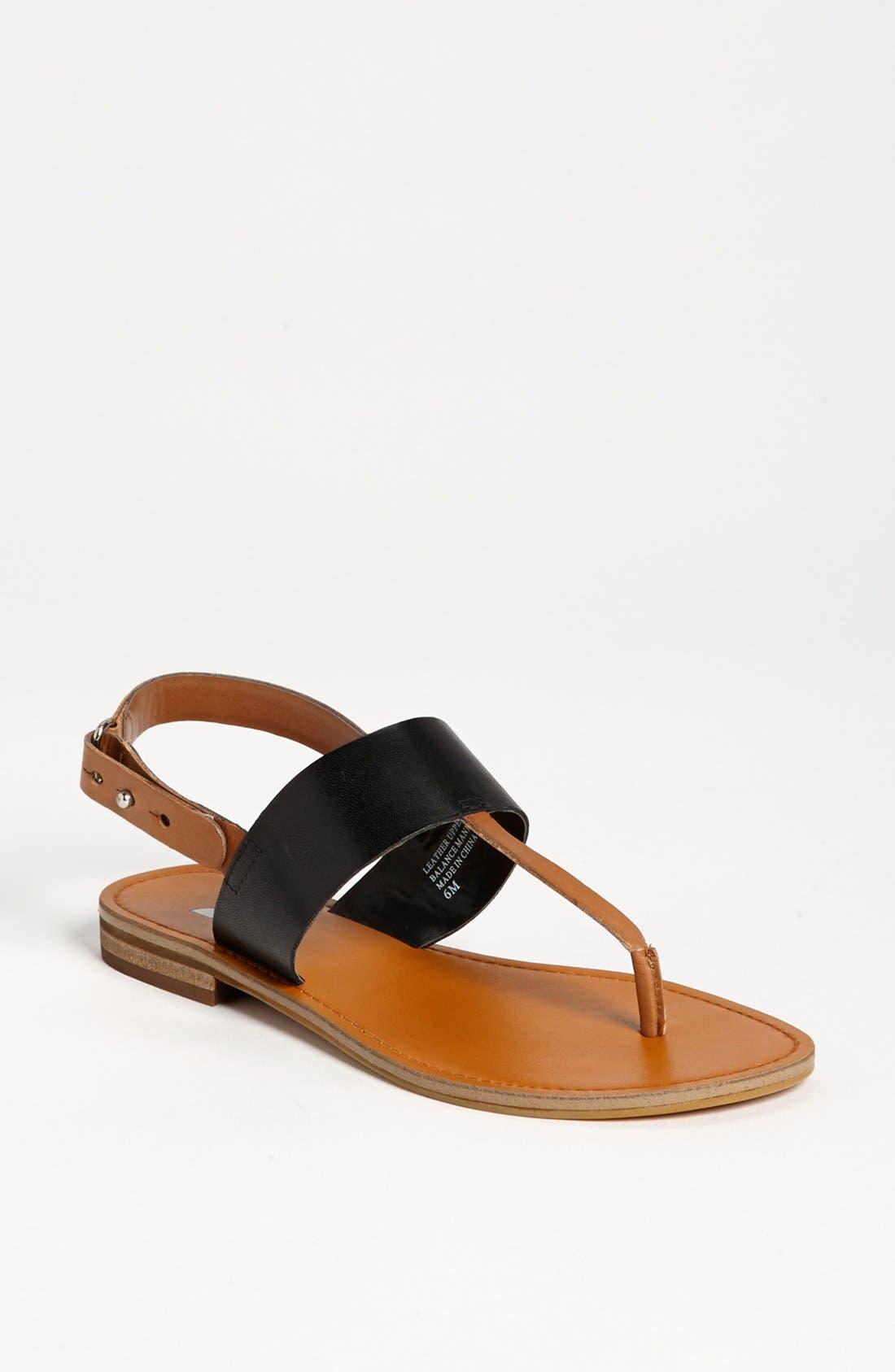 BP. 'Barbados' Sandal, Main, color, 004