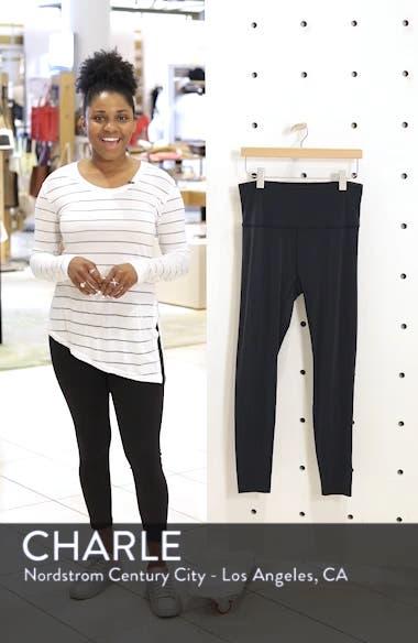 Plush High Waist Leggings, sales video thumbnail