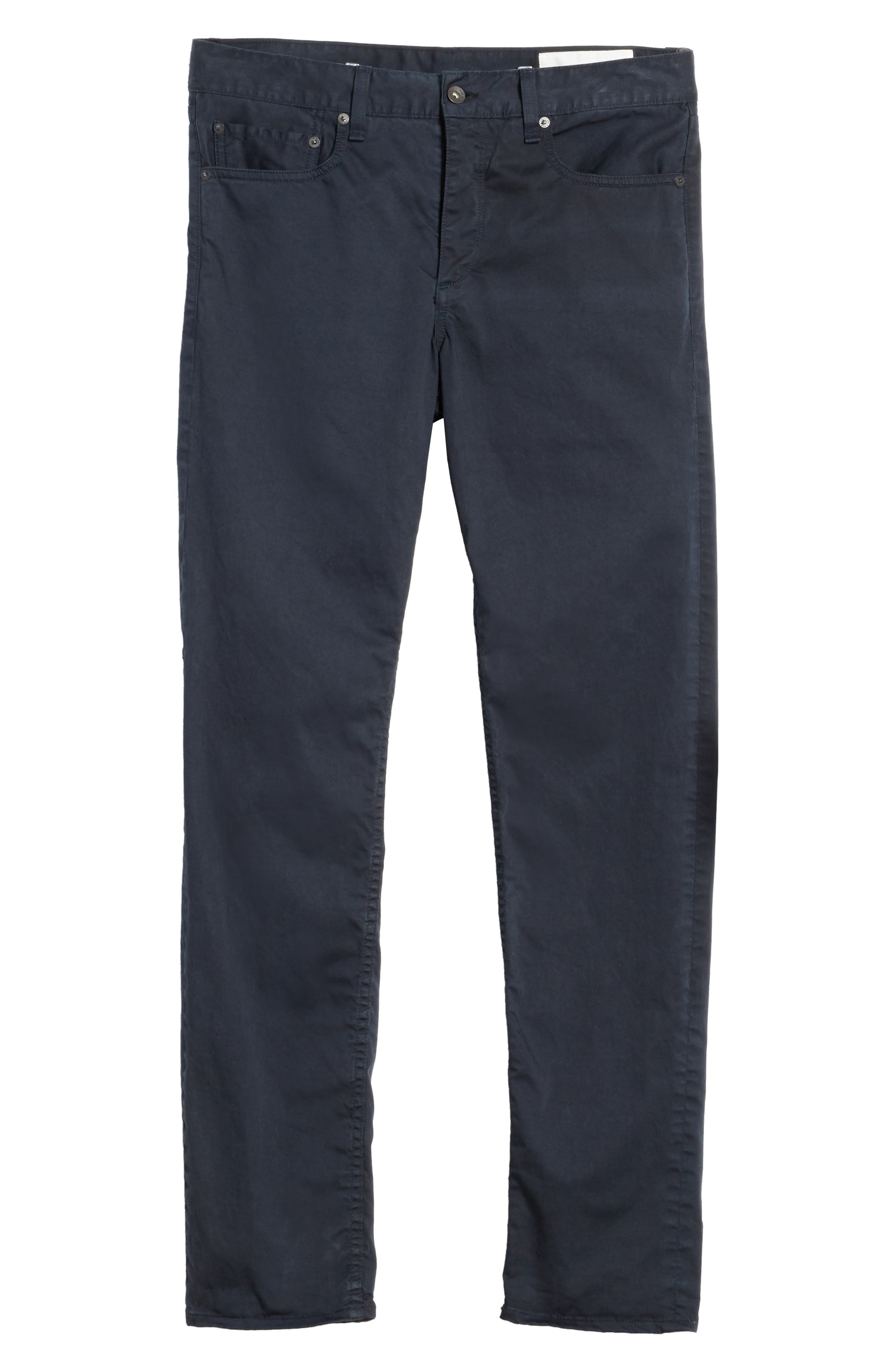 Fit 3 Twill Pants,                             Alternate thumbnail 6, color,                             410