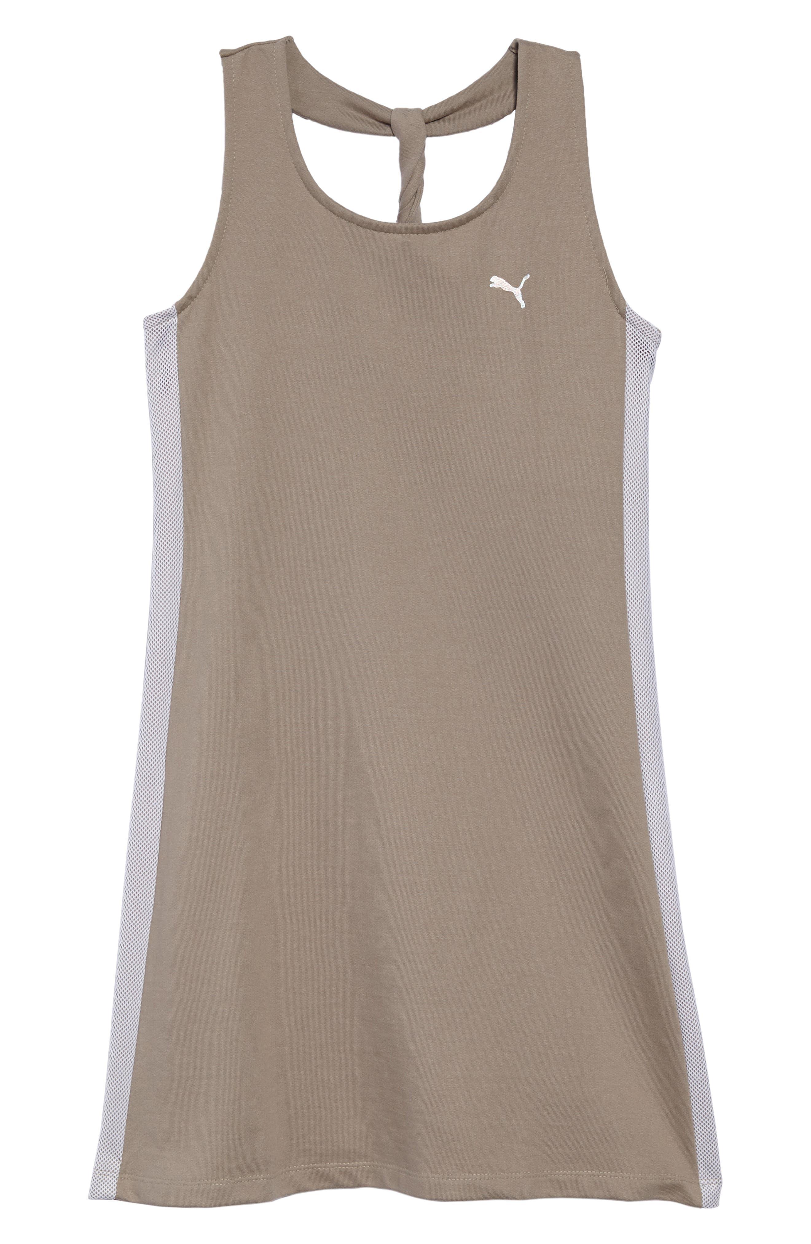 Twist Back Tank Dress,                             Main thumbnail 1, color,                             255