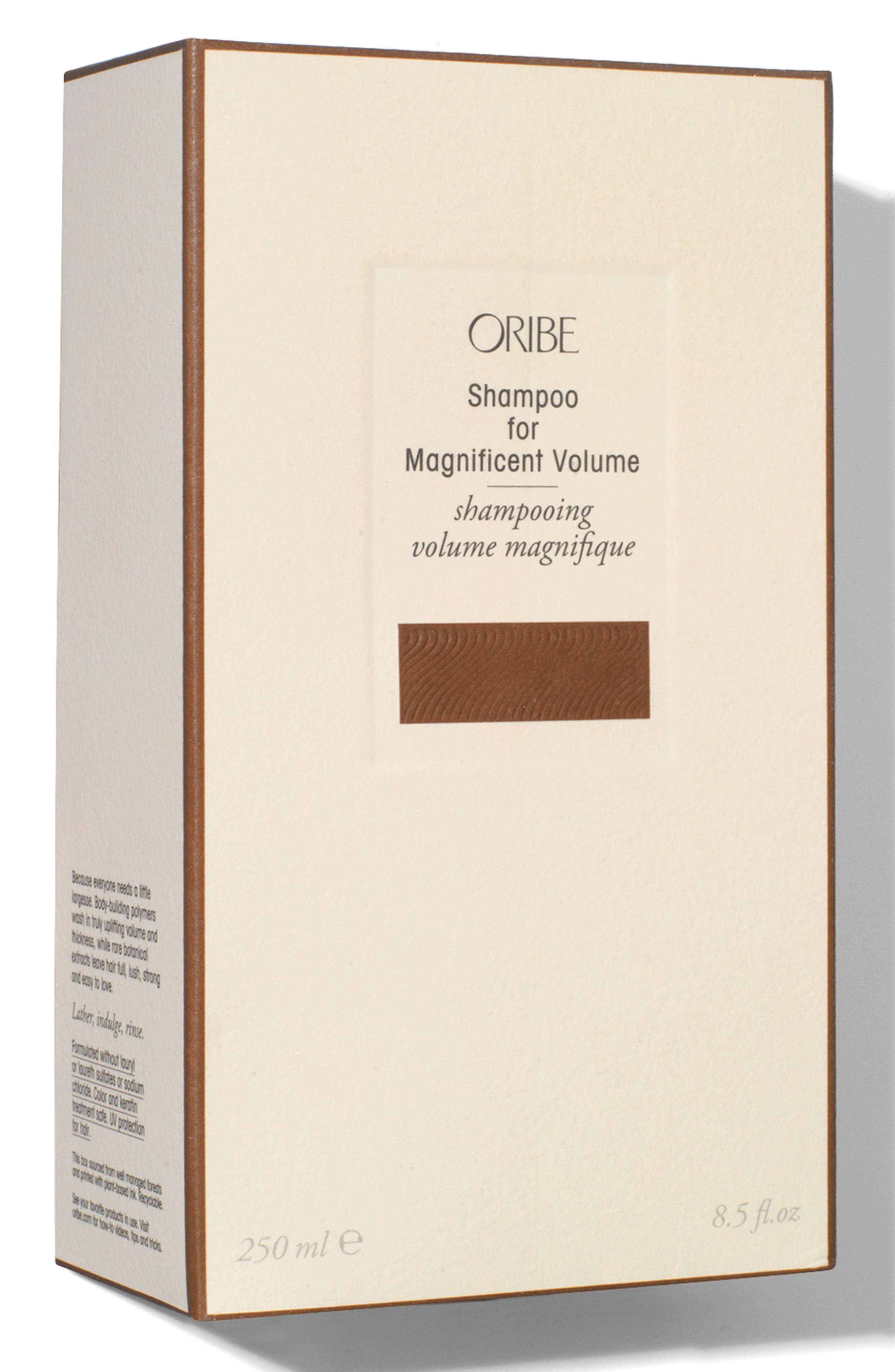 SPACE.NK.apothecary Oribe Shampoo for Magnificent Volume,                             Alternate thumbnail 3, color,                             000