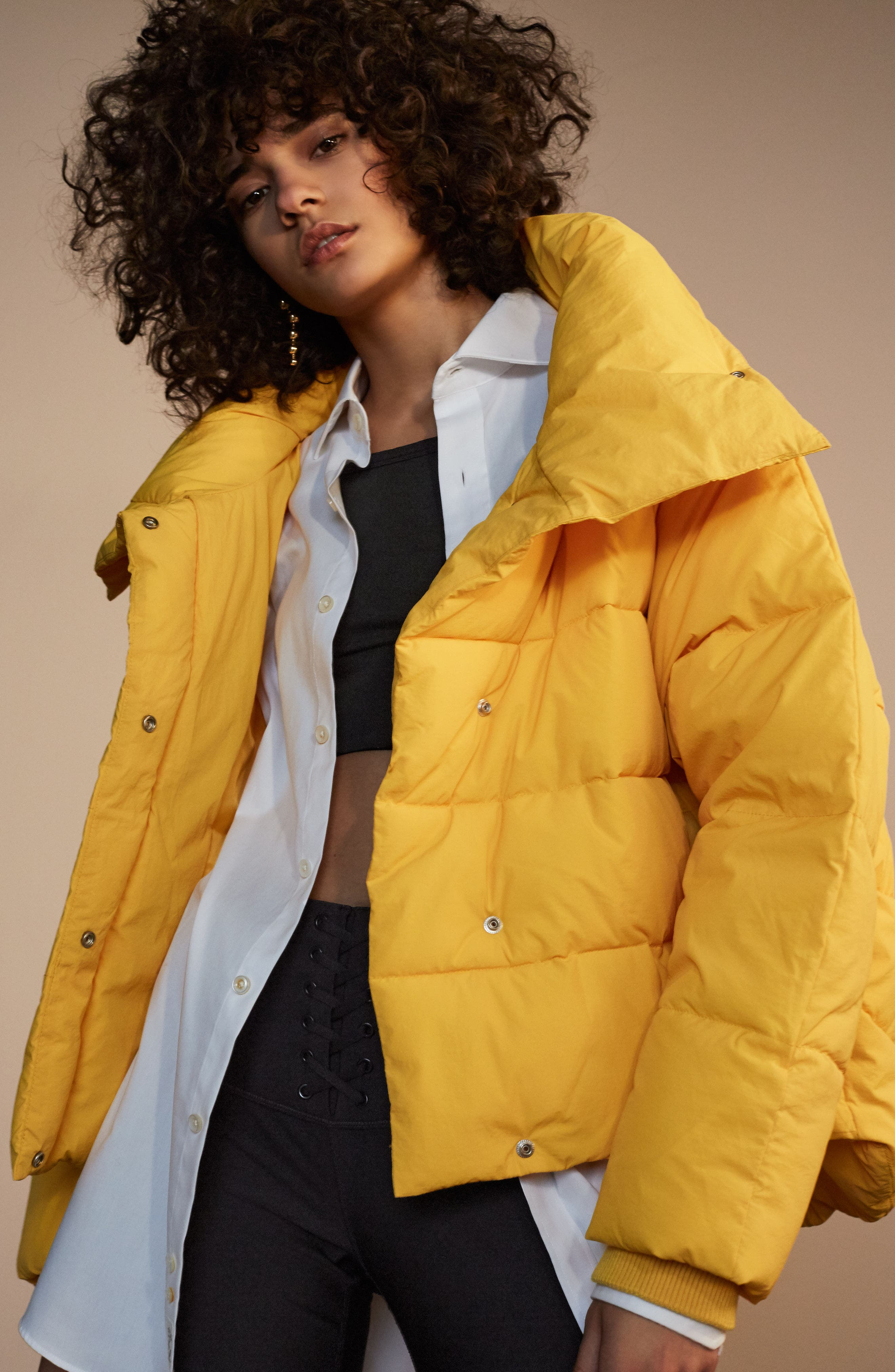 Puffer Coat,                             Alternate thumbnail 7, color,                             700