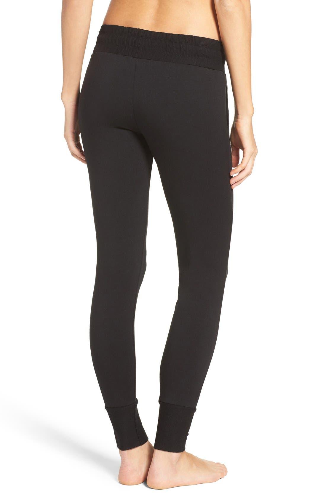 FP Movement Skinny Sweat Jogger Pants,                         Main,                         color, 001