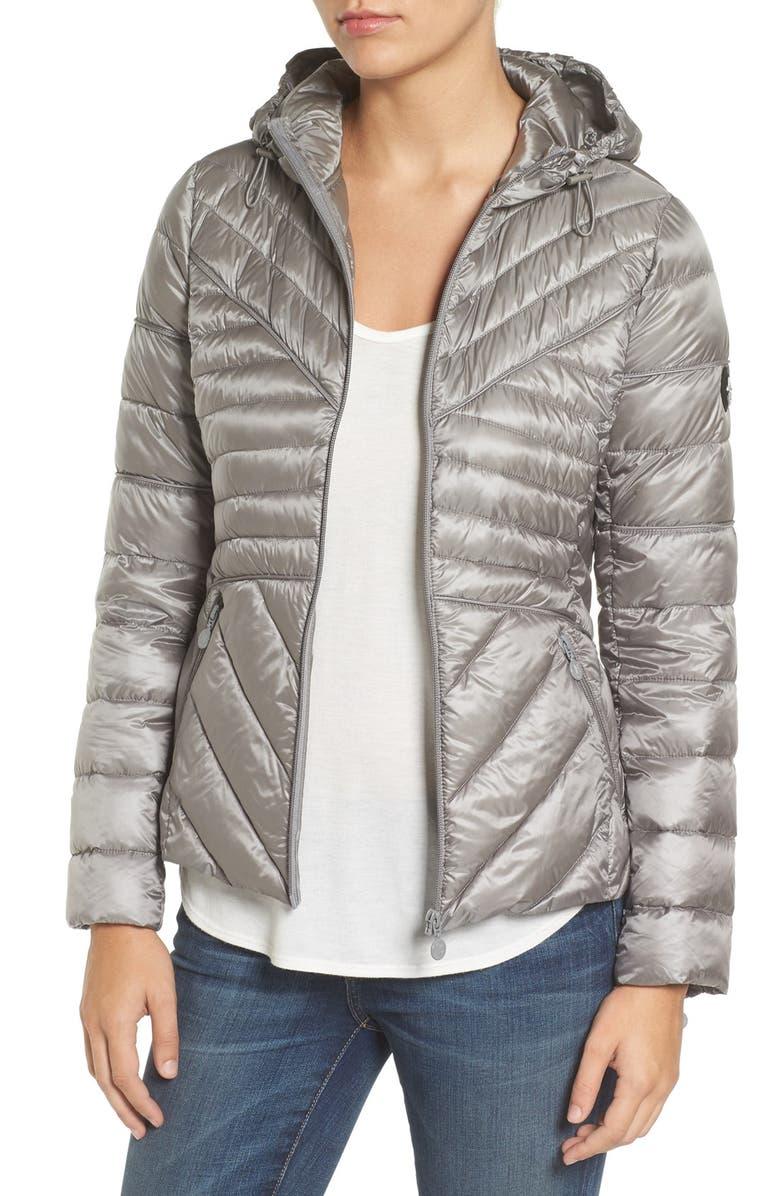 e41d6541cbb Bernardo Down   PrimaLoft® Fill Packable Quilted Jacket (Regular ...