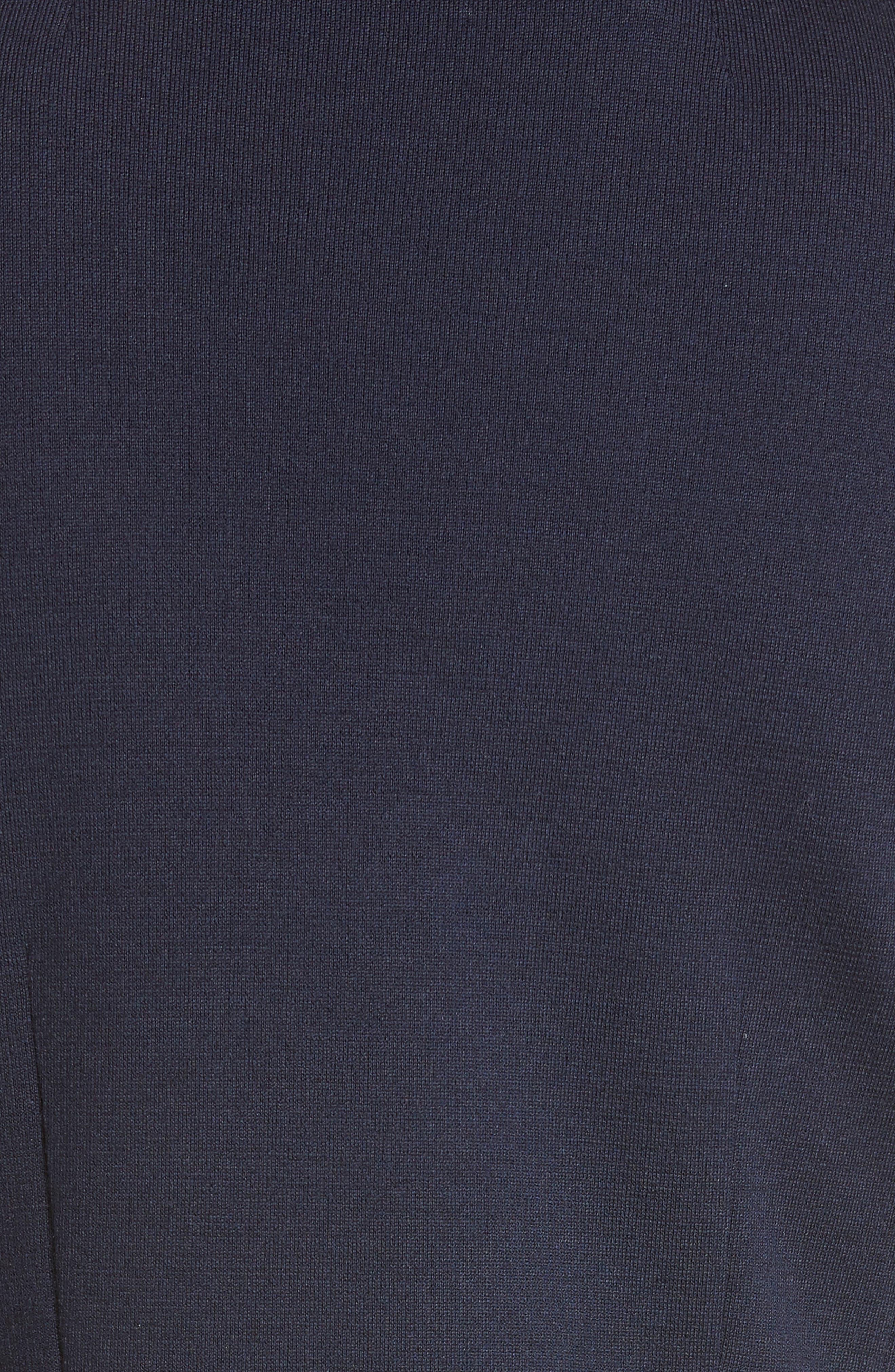 Milano Knit Blazer,                             Alternate thumbnail 7, color,                             410