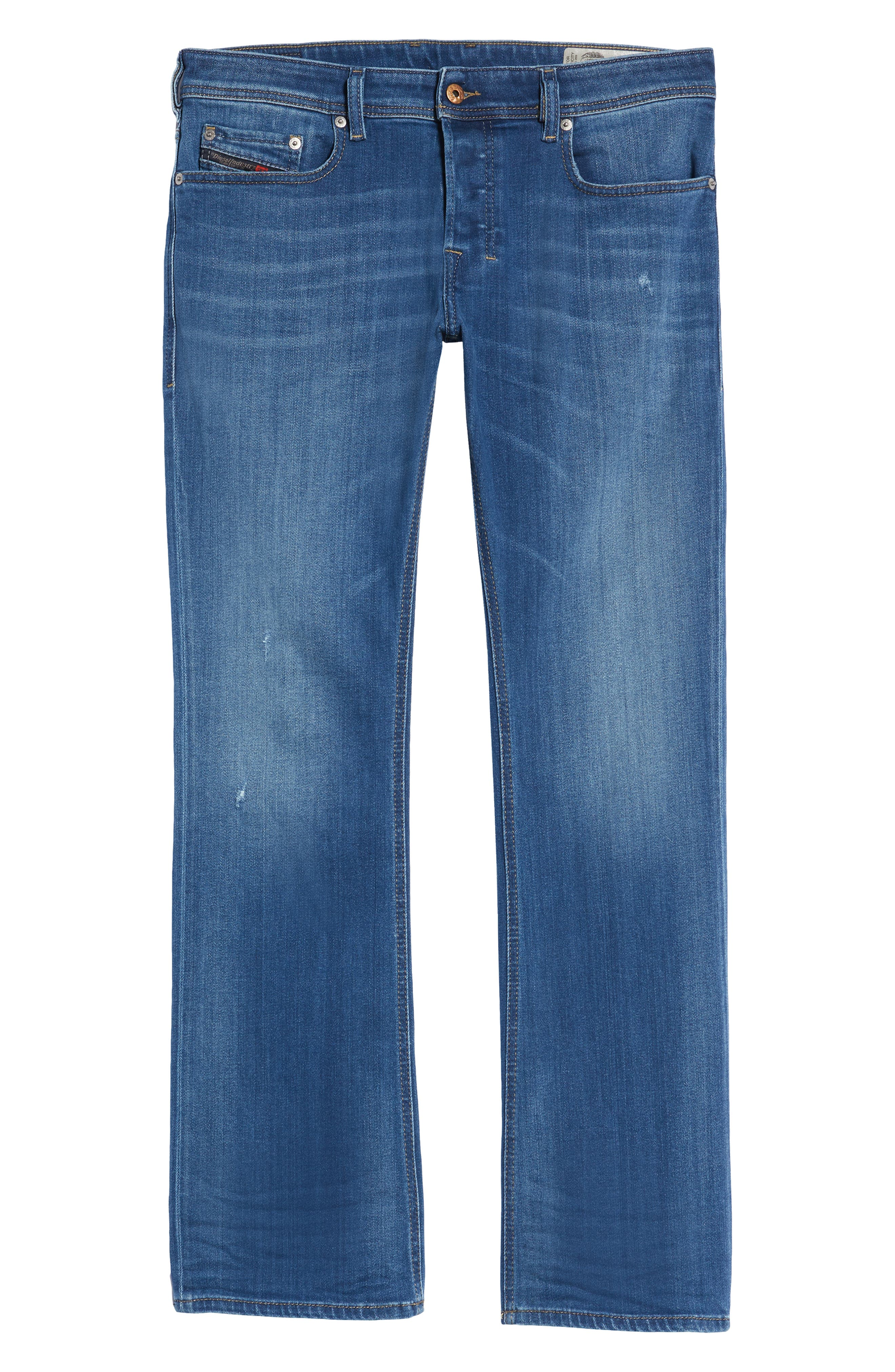 Zatiny Bootcut Jeans,                             Alternate thumbnail 6, color,