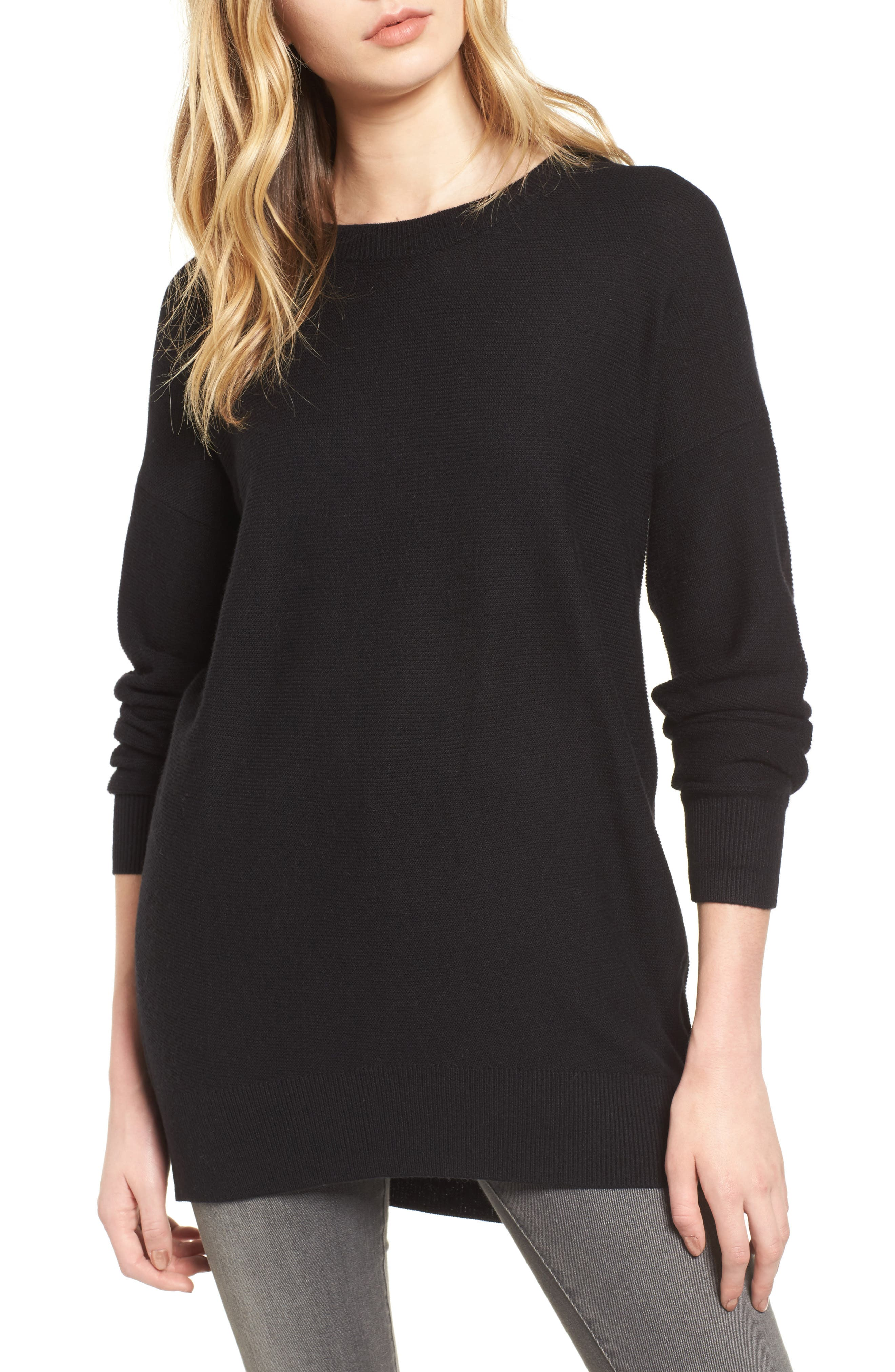 Laced Back Sweater,                         Main,                         color,