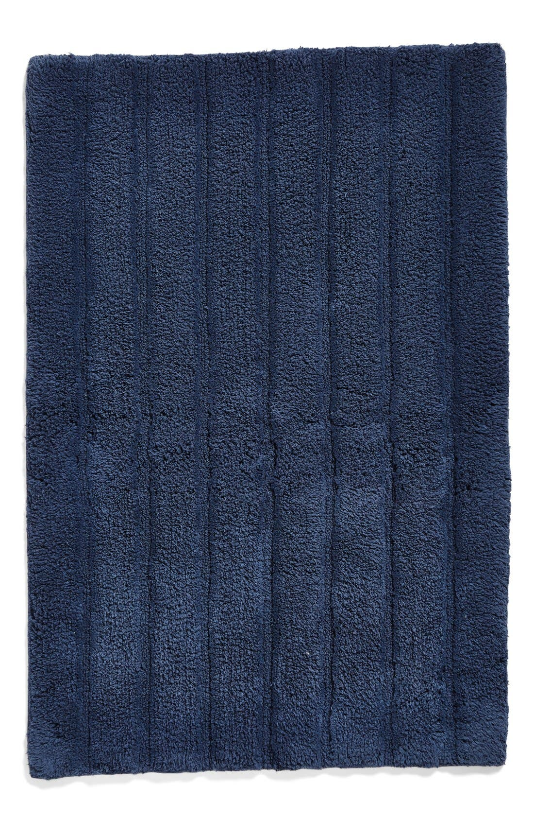 Ribbed Velour Bath Rug,                             Main thumbnail 6, color,