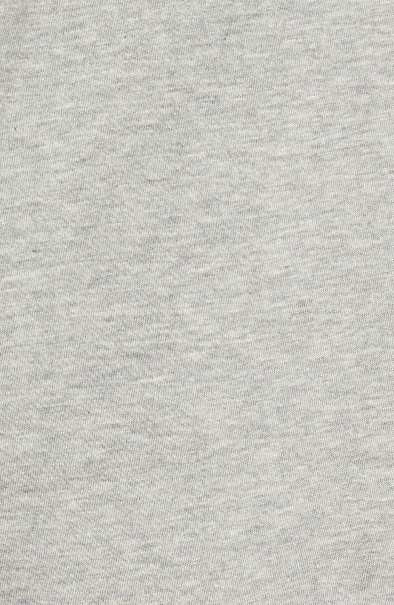 Bens Slim Fit Ringer T-Shirt,                             Alternate thumbnail 5, color,                             032