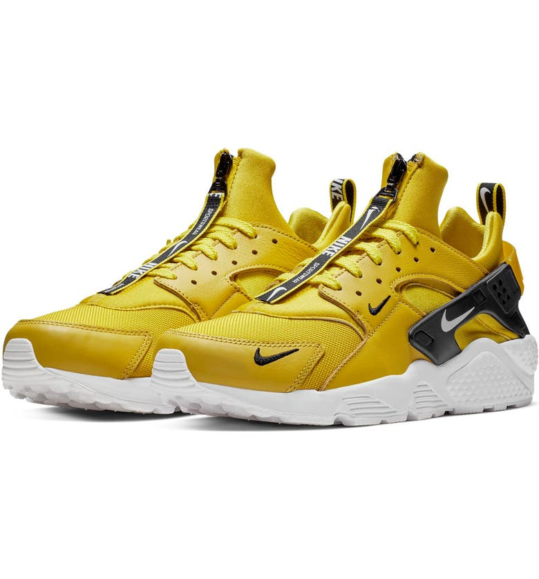 super popular 36255 0d1d1 NIKE Air Huarache Run Premium Zip Sneaker, Main, color, 700