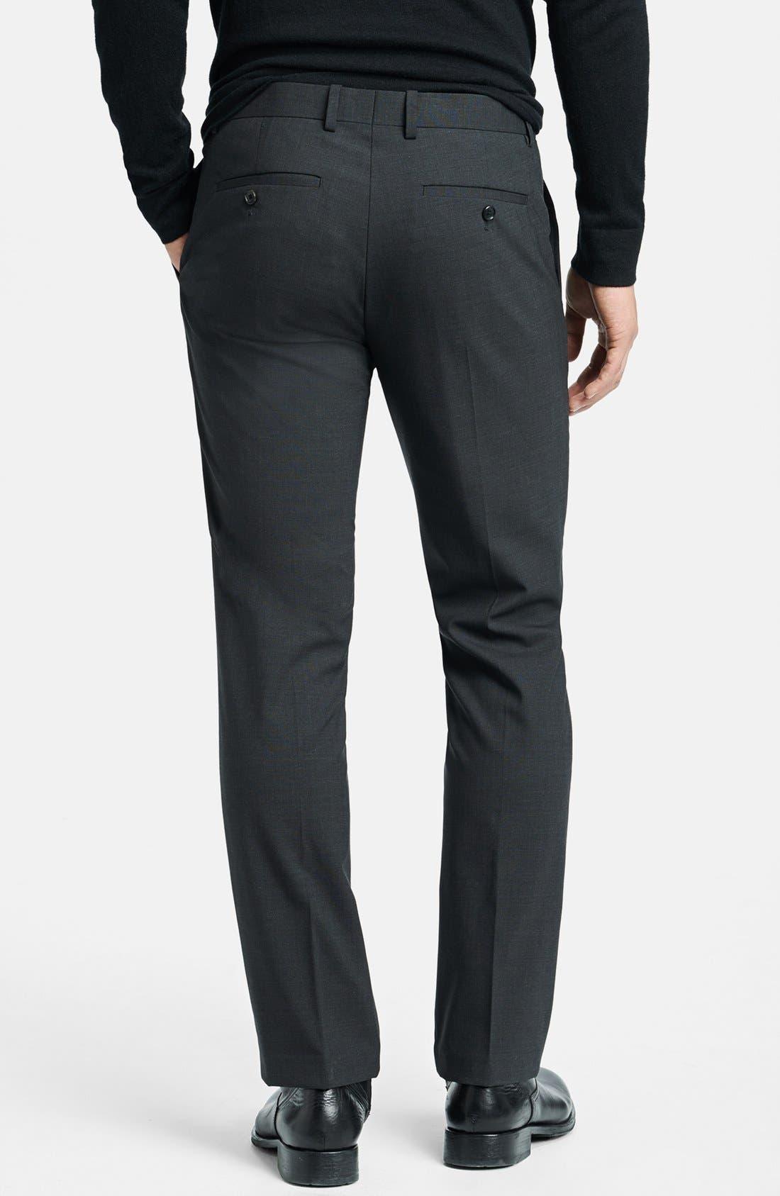 'Marlo New Tailor' Slim Fit Pants,                             Alternate thumbnail 12, color,