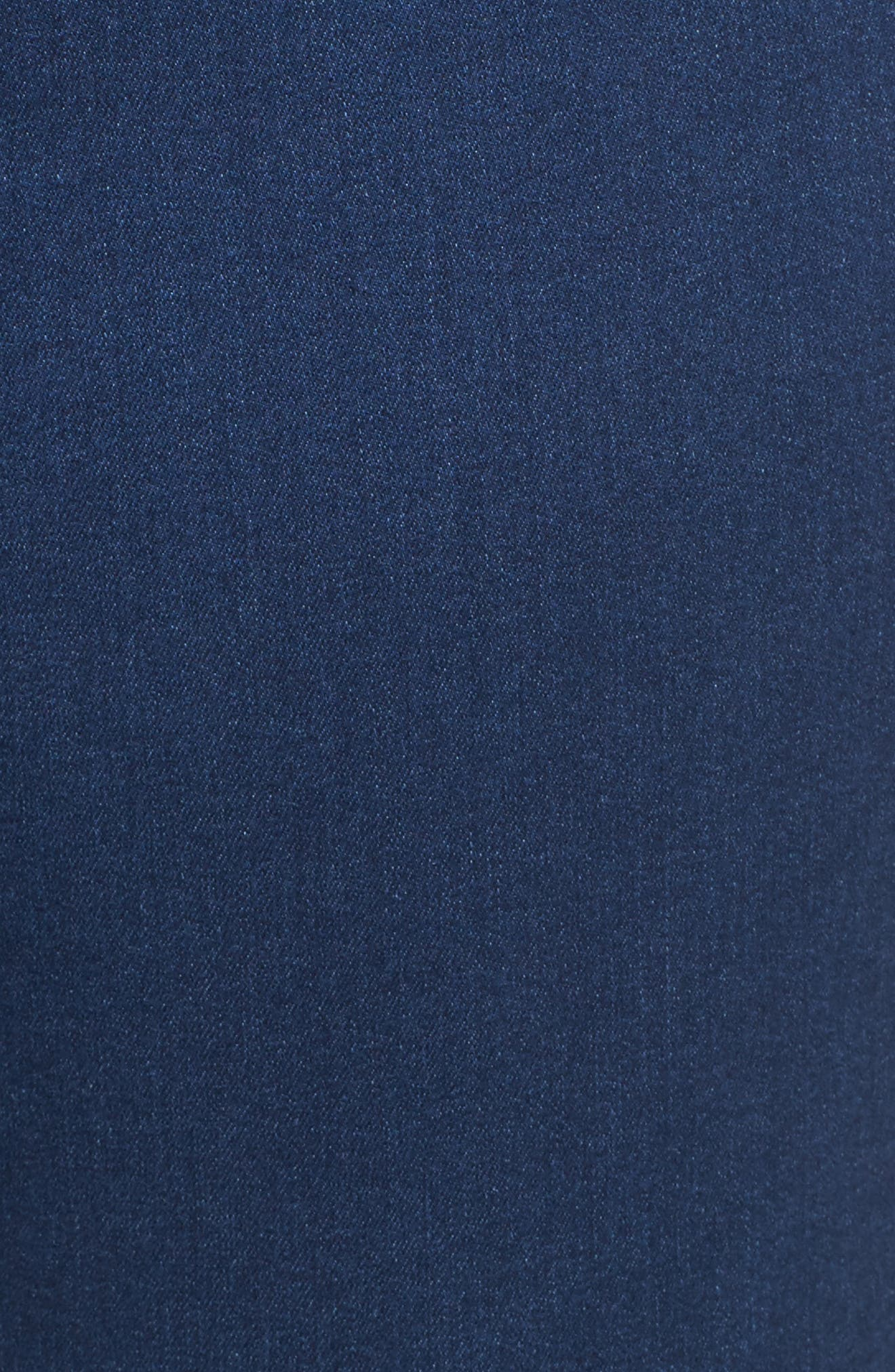 Denim Leggings,                             Alternate thumbnail 5, color,