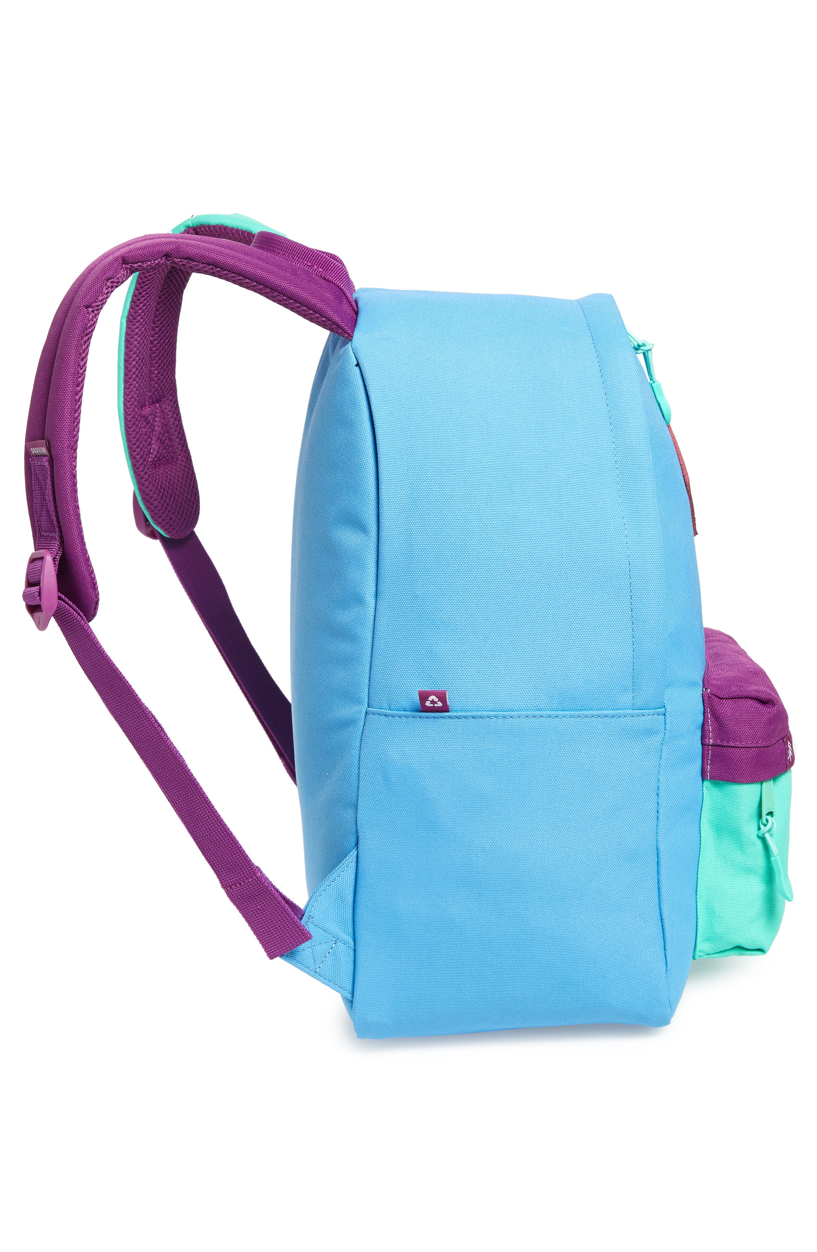 Bayside Smackers Backpack,                             Alternate thumbnail 4, color,                             BLUE